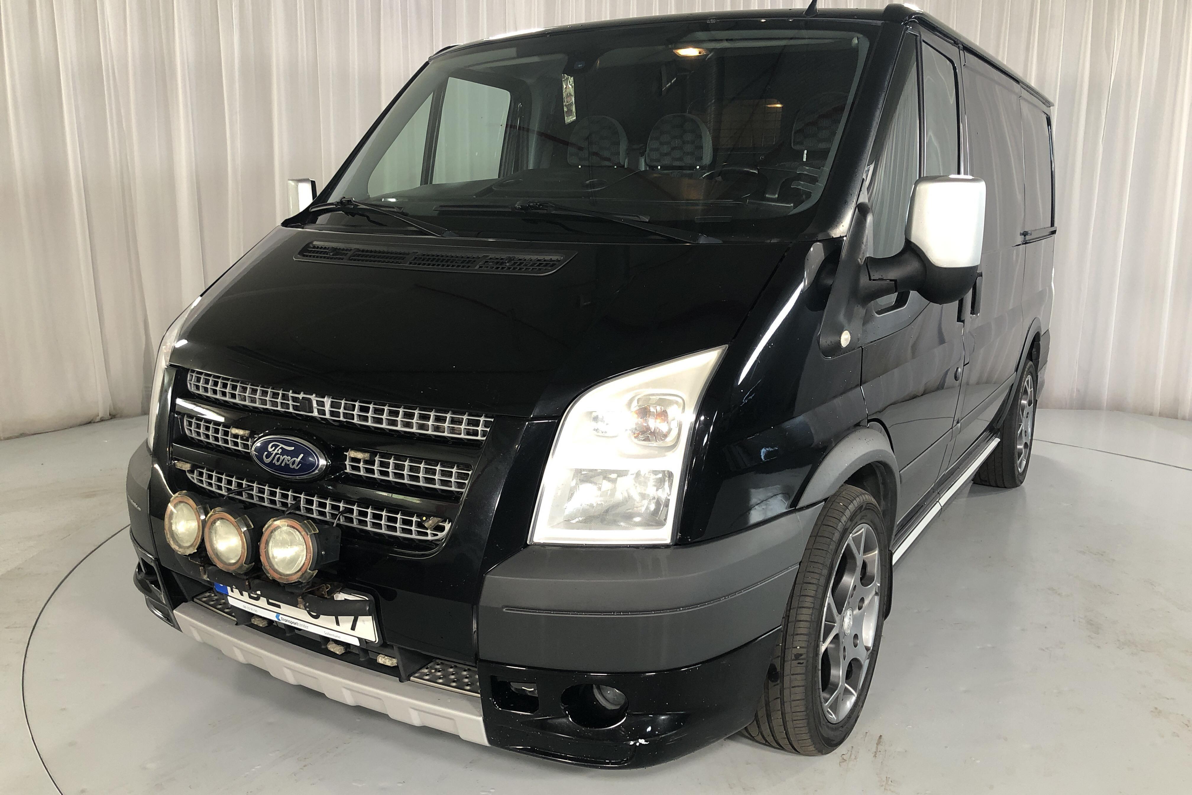 Ford Transit 260 2.2 TDCi SportVan (140 PS)