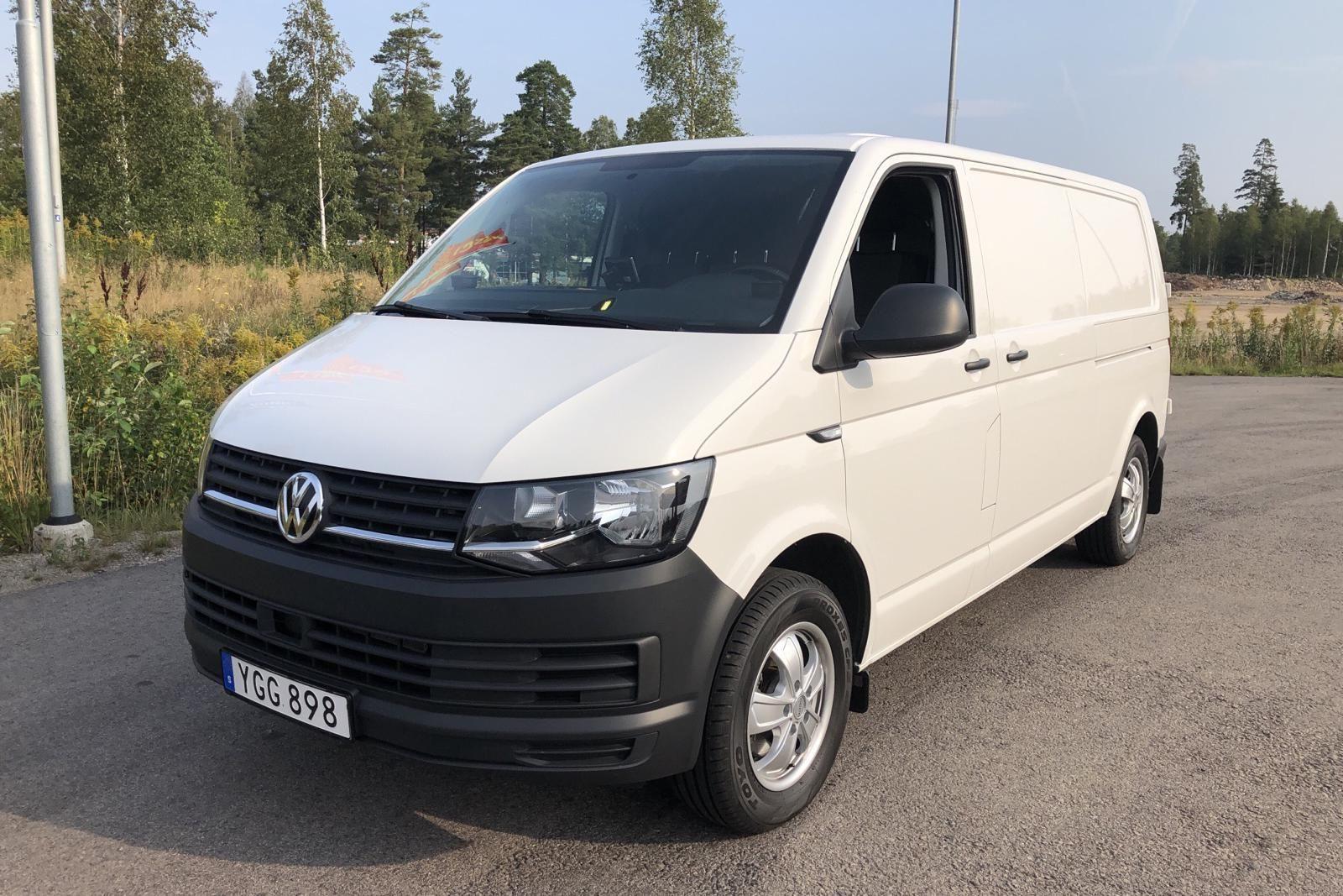 VW Transporter T6 2.0 TDI BMT Skåp (150hk)