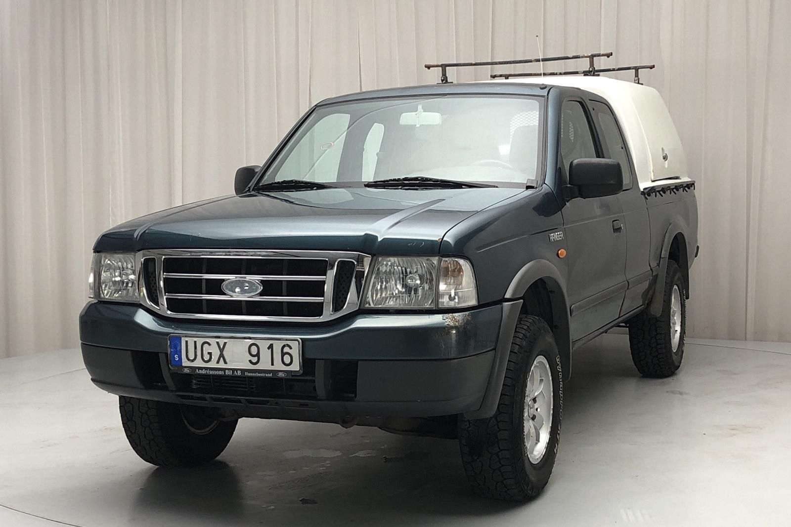 Ford Ranger 2.5 TDI 4WD (109hk)