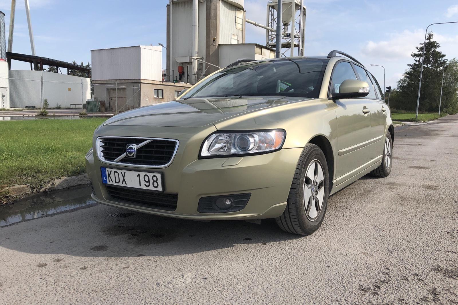 Volvo V50 1.6D DRIVe (109hk)