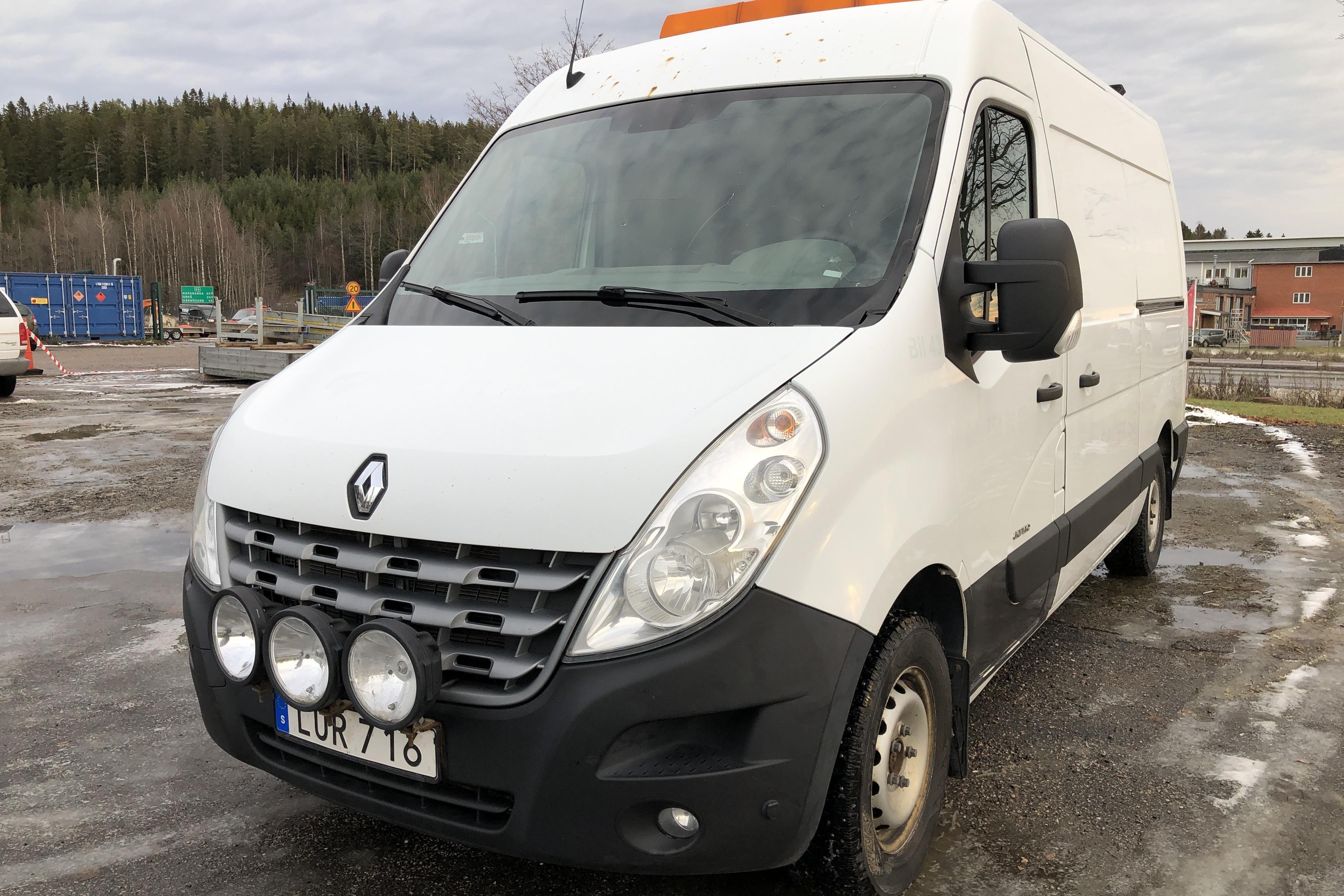 Renault Master 2.3 dCi FAP 2WD (146 hk)