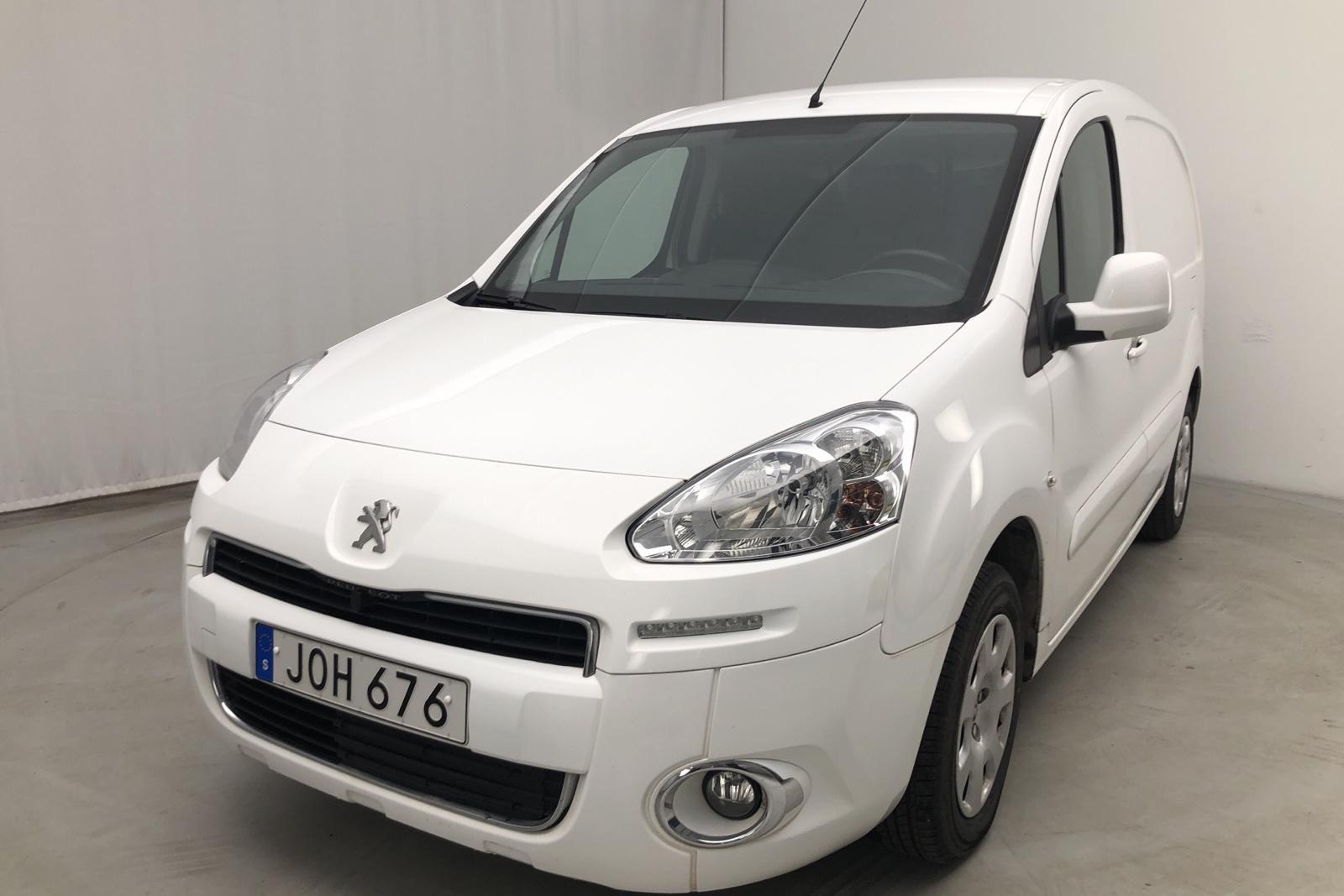 Peugeot Partner 1.6 e-HDI Skåp (90hk)