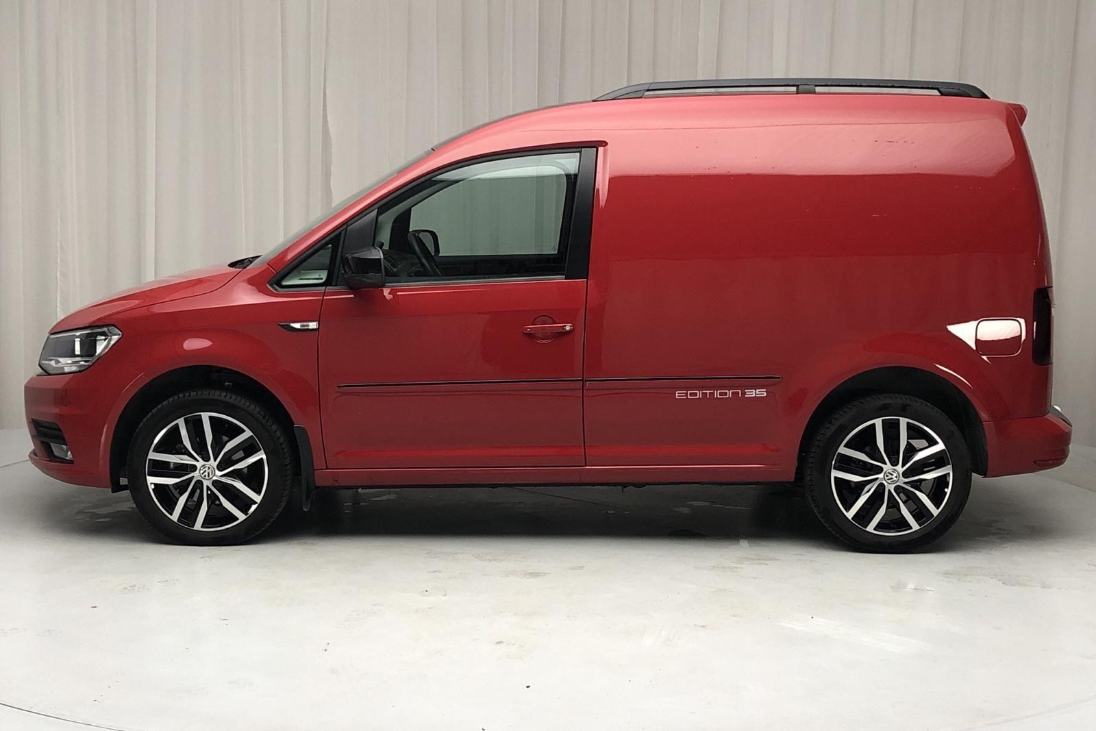 VW Caddy MPV 2.0 TDI (102 PS)