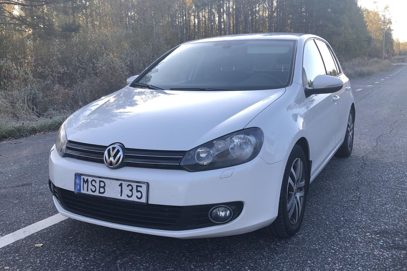 VW Golf VI 1.6 TDI BlueMotion tehnologija 5dr (105hk)