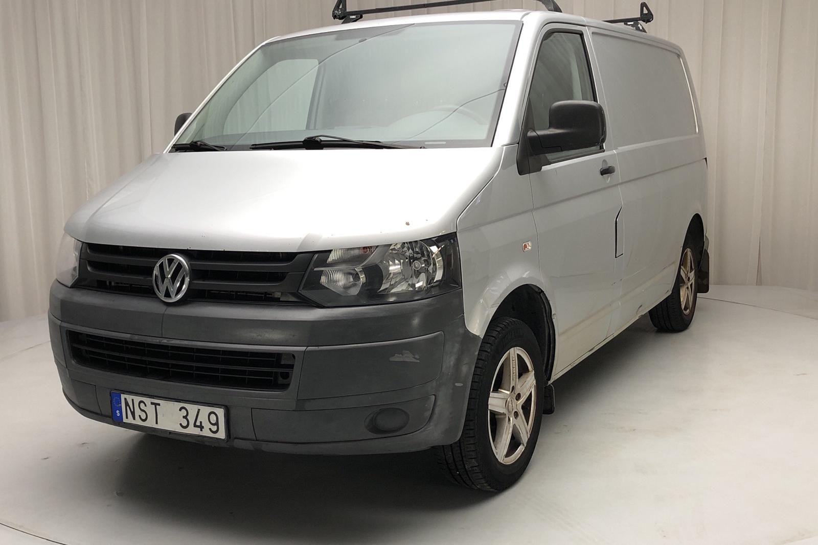 Transporter VW T5 2.0 TDI (140hk)