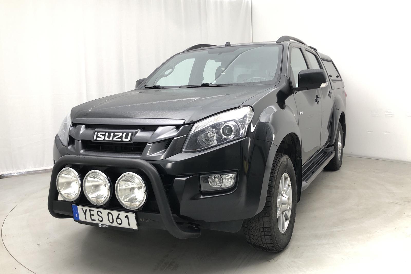 Isuzu D-MAX 2.5 DDI 4WD (163hk)