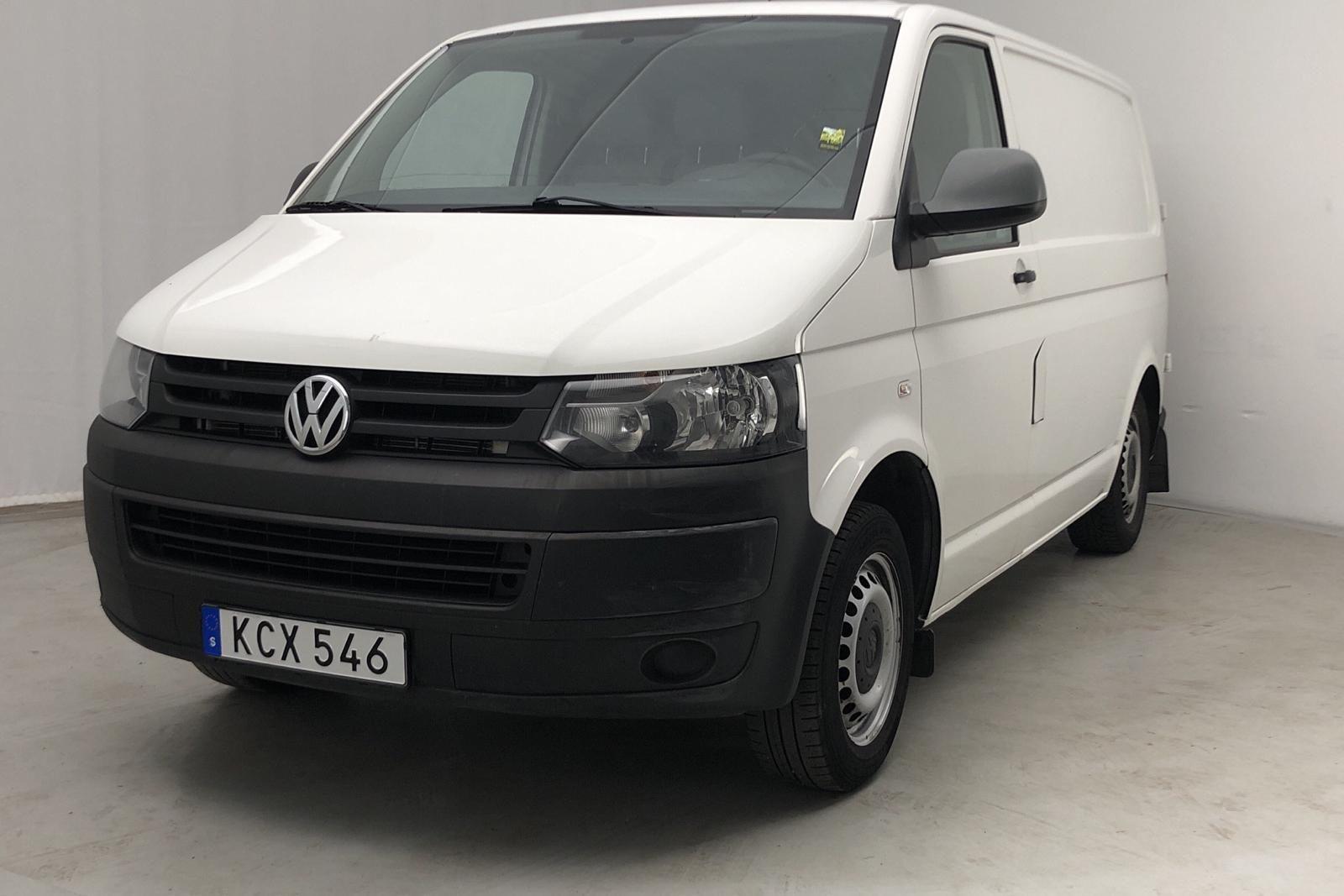 Transporter VW T5 2.0 TDI (102Hk)