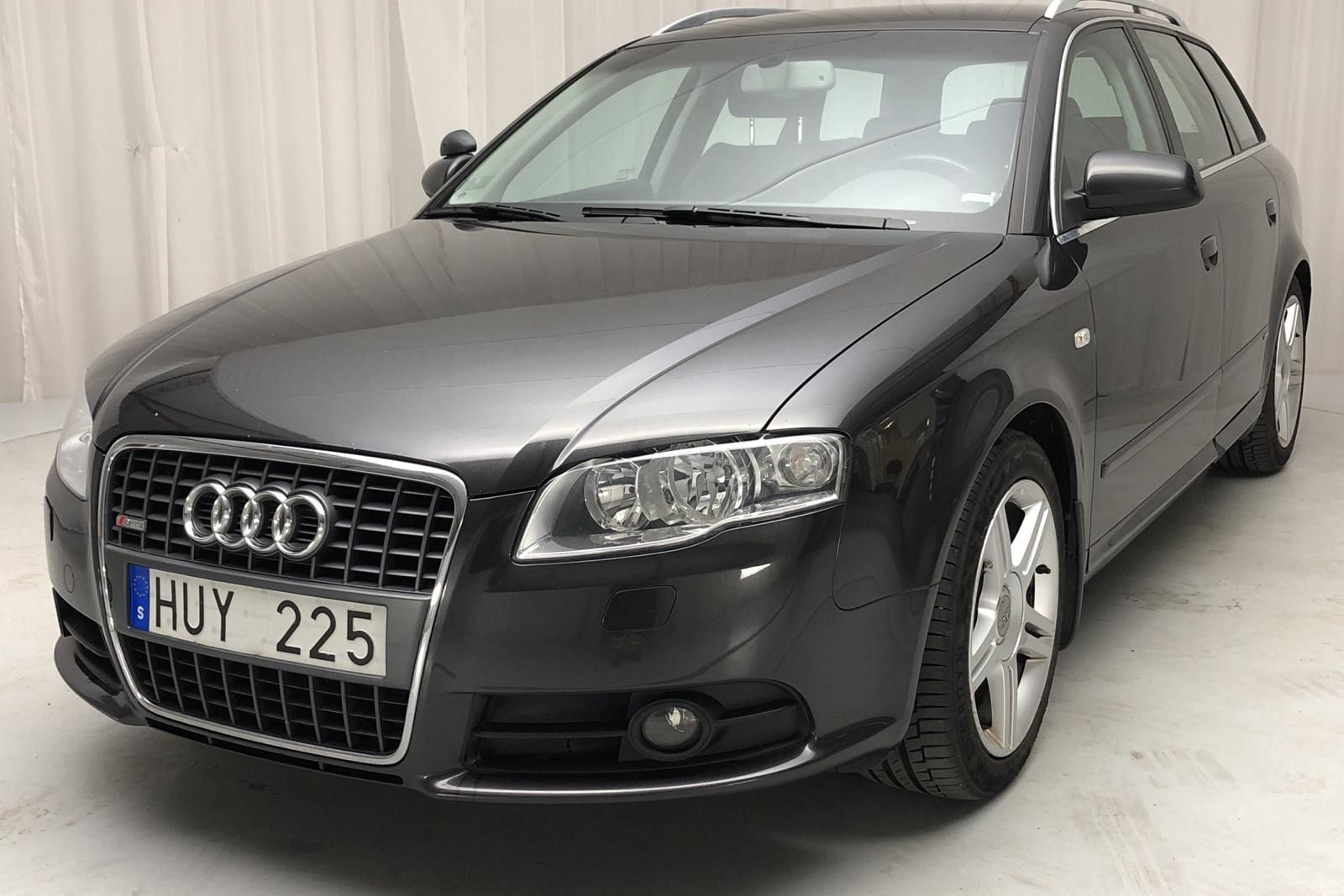 A4 2.0 TDI Avant d'Audi (140 PS)
