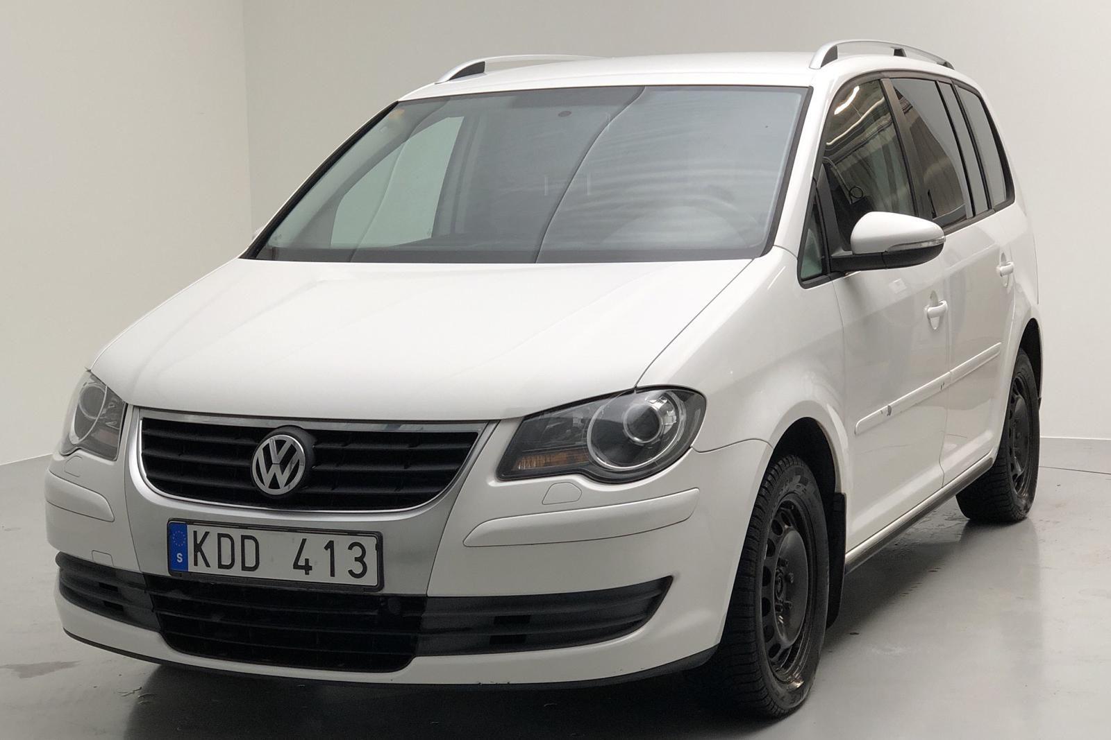 VW Touran 1.4 TSI EcoFuel (150 hk)