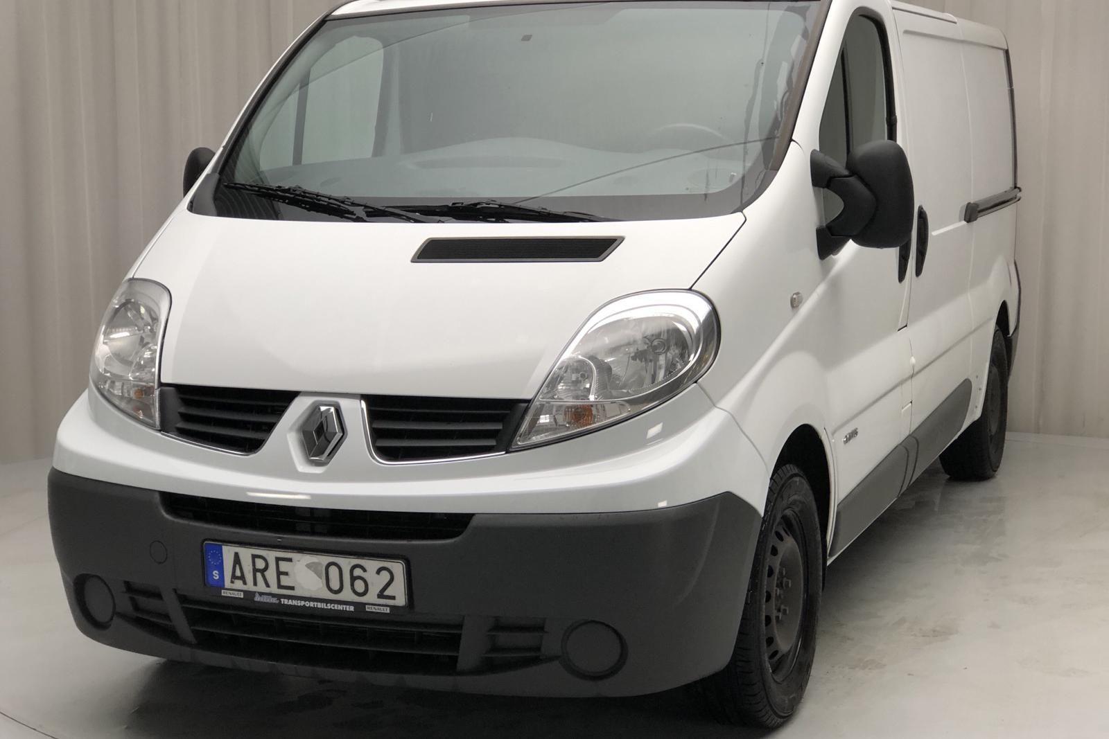 Renault Trafic 2.0 dCi Skåp / Buss (115hk)