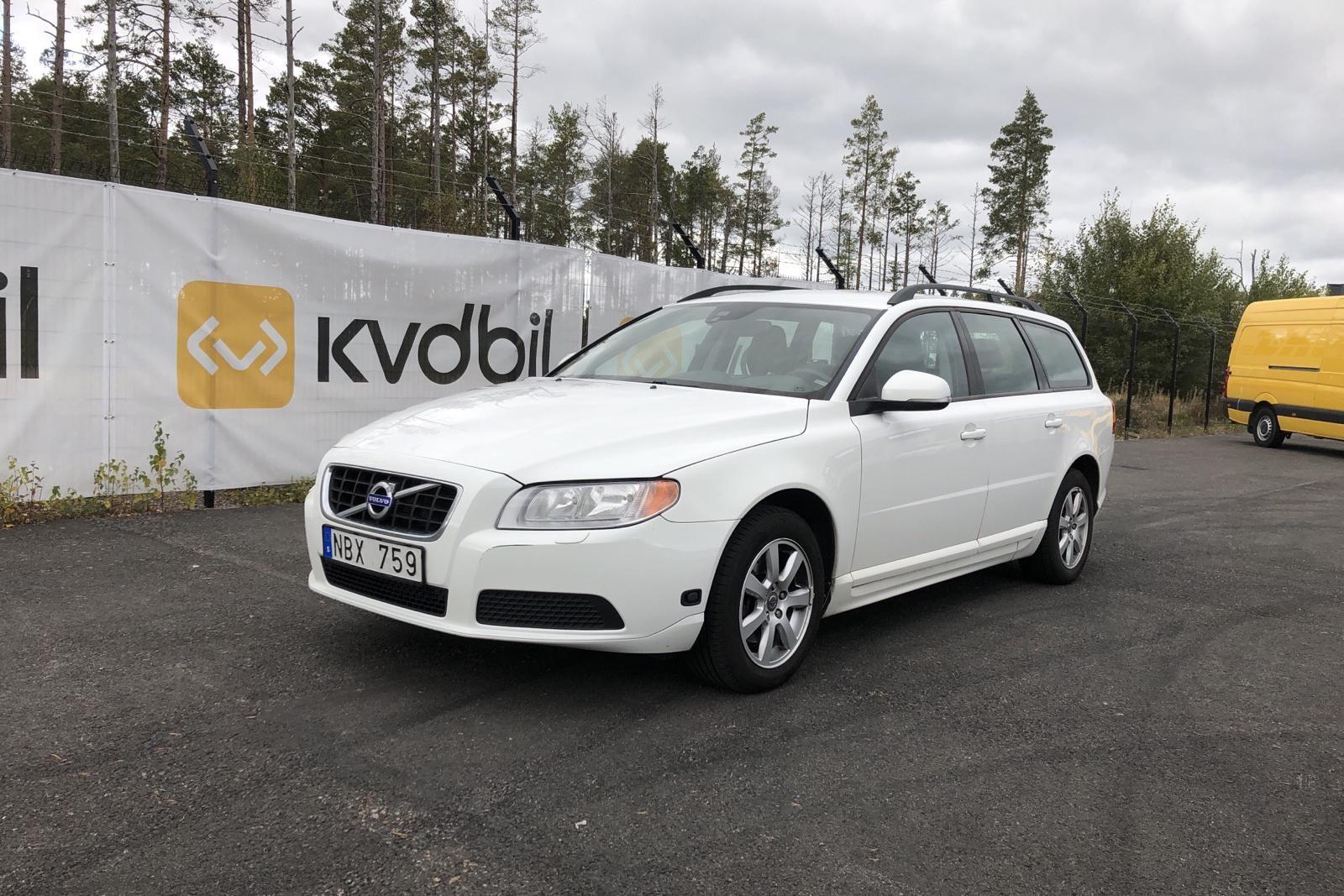 Volvo V70 II T4F (180hk)