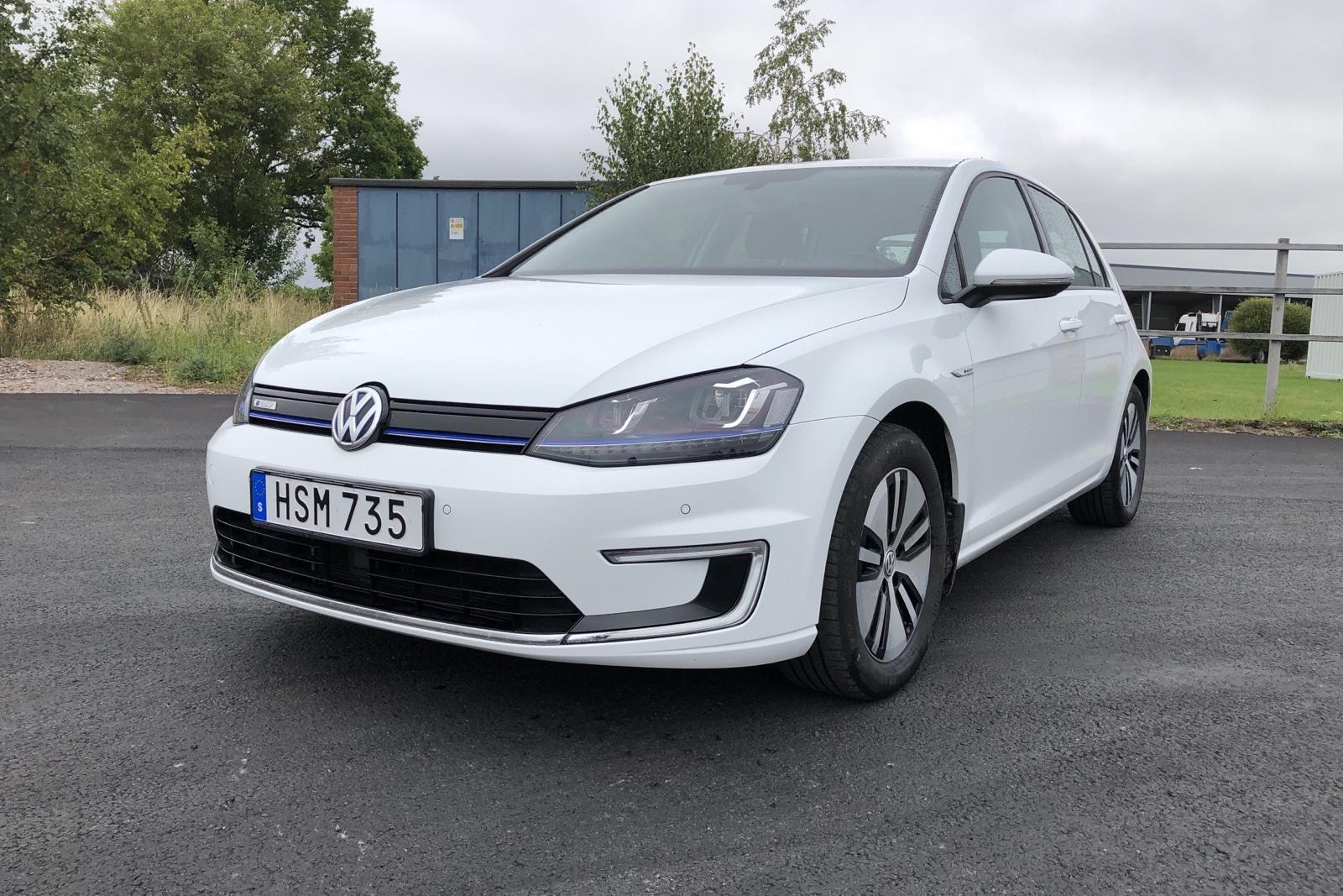 VW e-Golf VII 5dr (115hk)