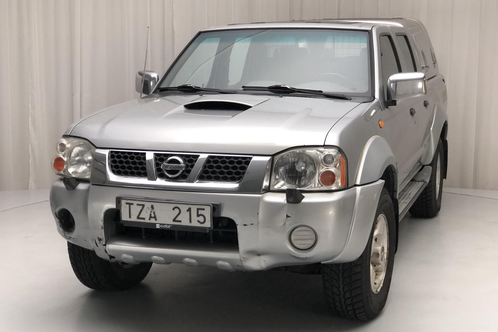 Nissan King Fahrerhaus 2.5 TDI 4WD (133hk)