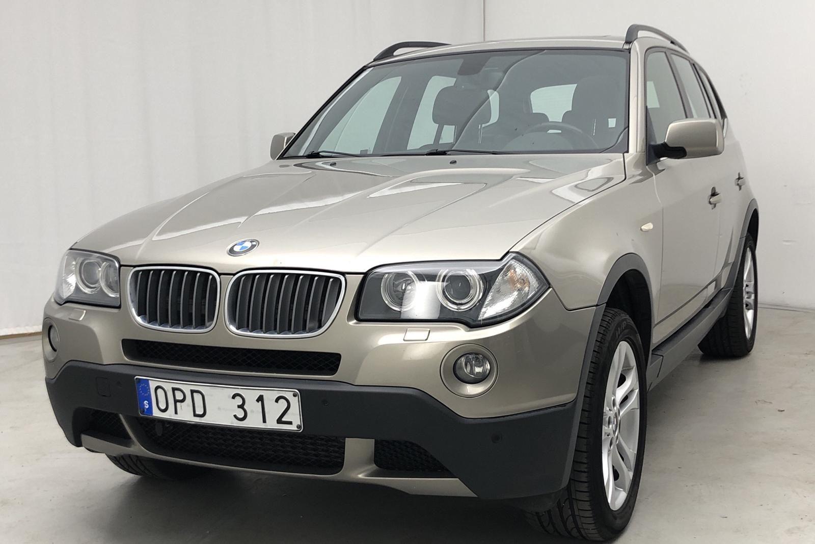 BMW X3 3.0, E83 (218hk)
