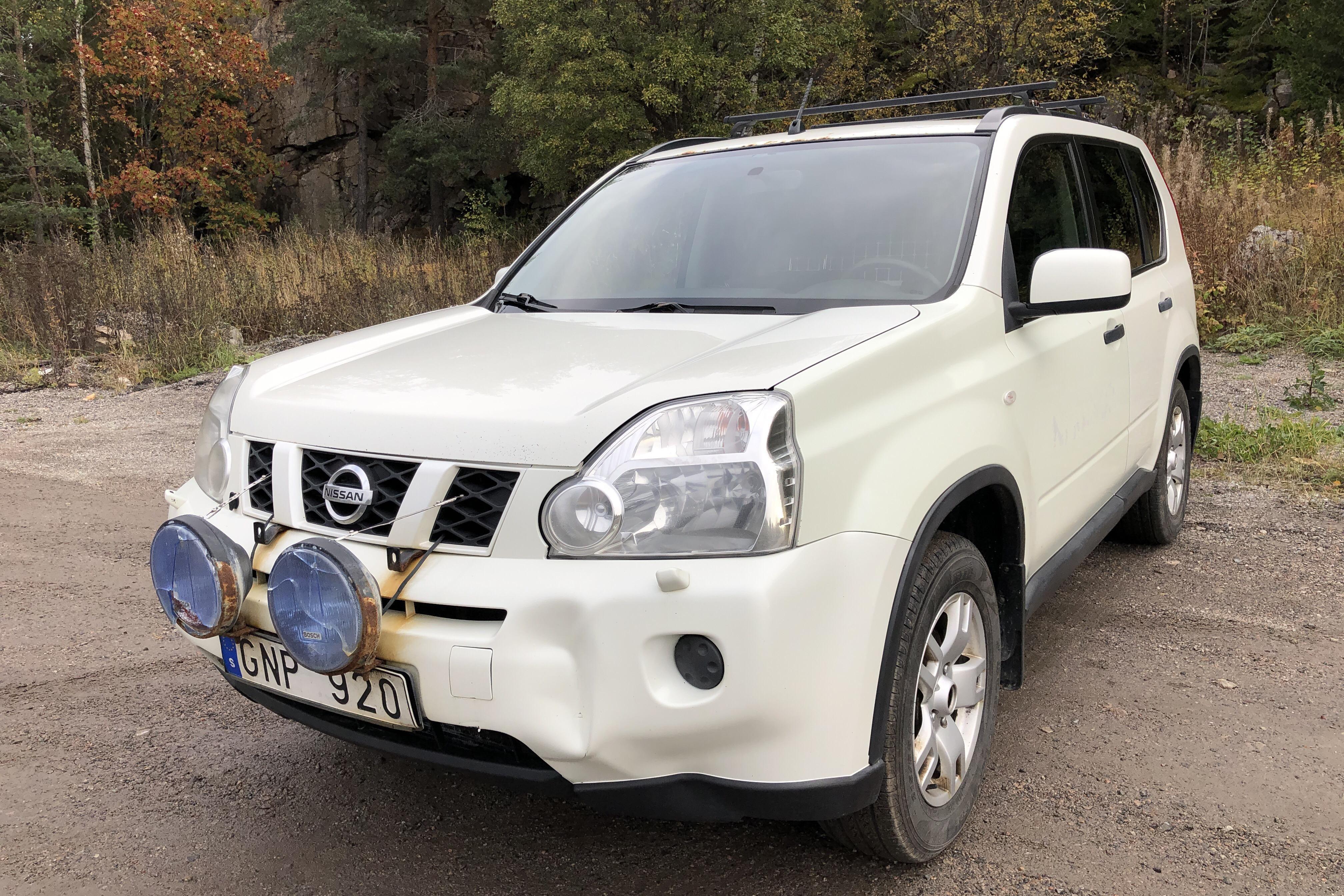 Nissan X-trail 2.0 dCi (150hk)
