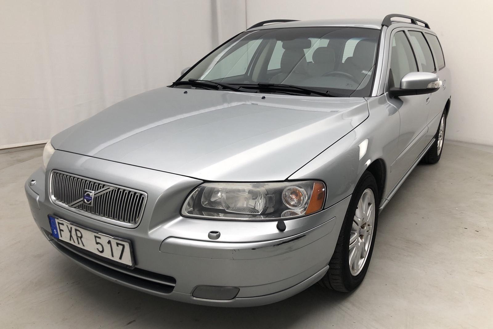Volvo V70 2.4D (163hk)