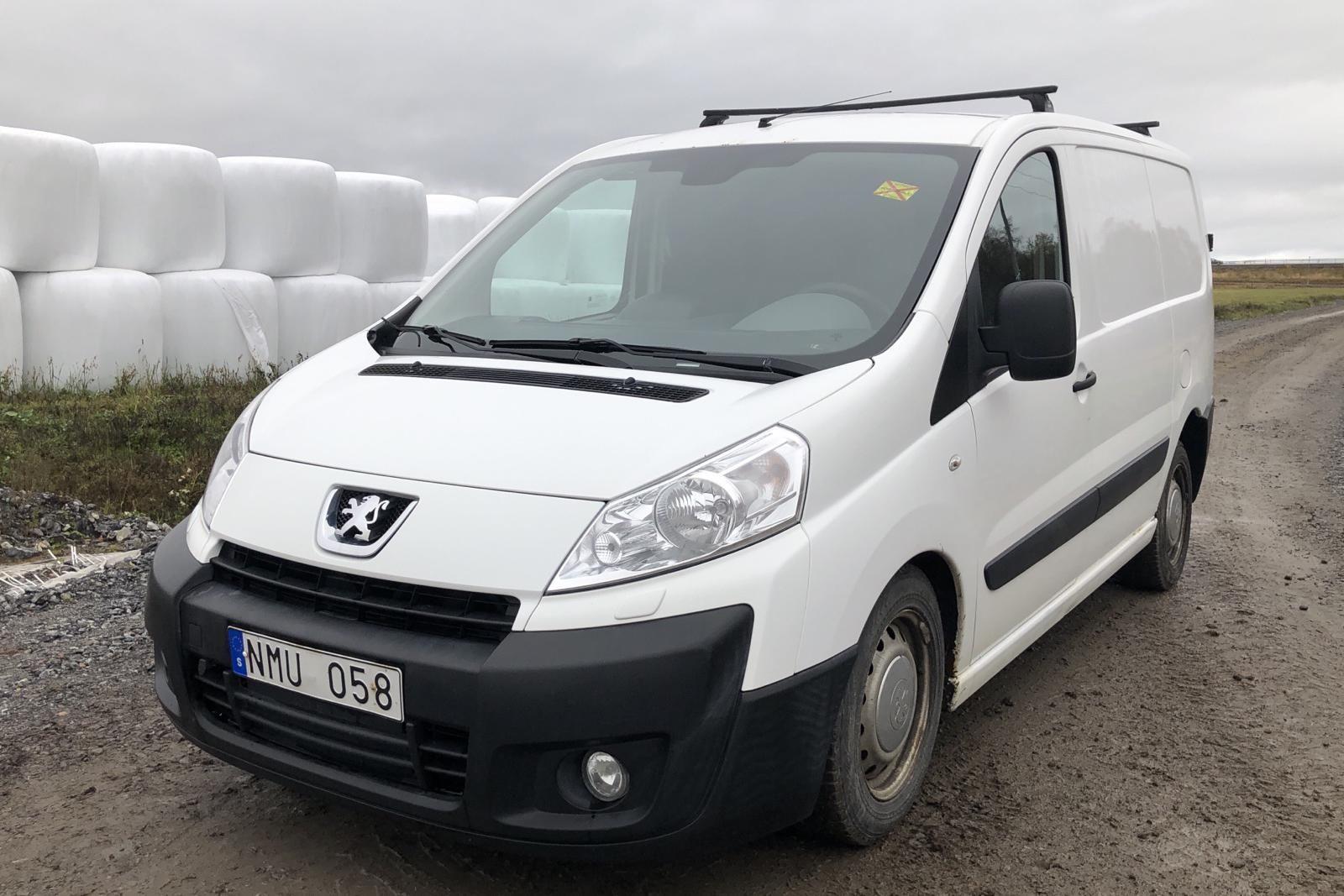 Peugeot expert 2.0 HDI Skåp (120hk)