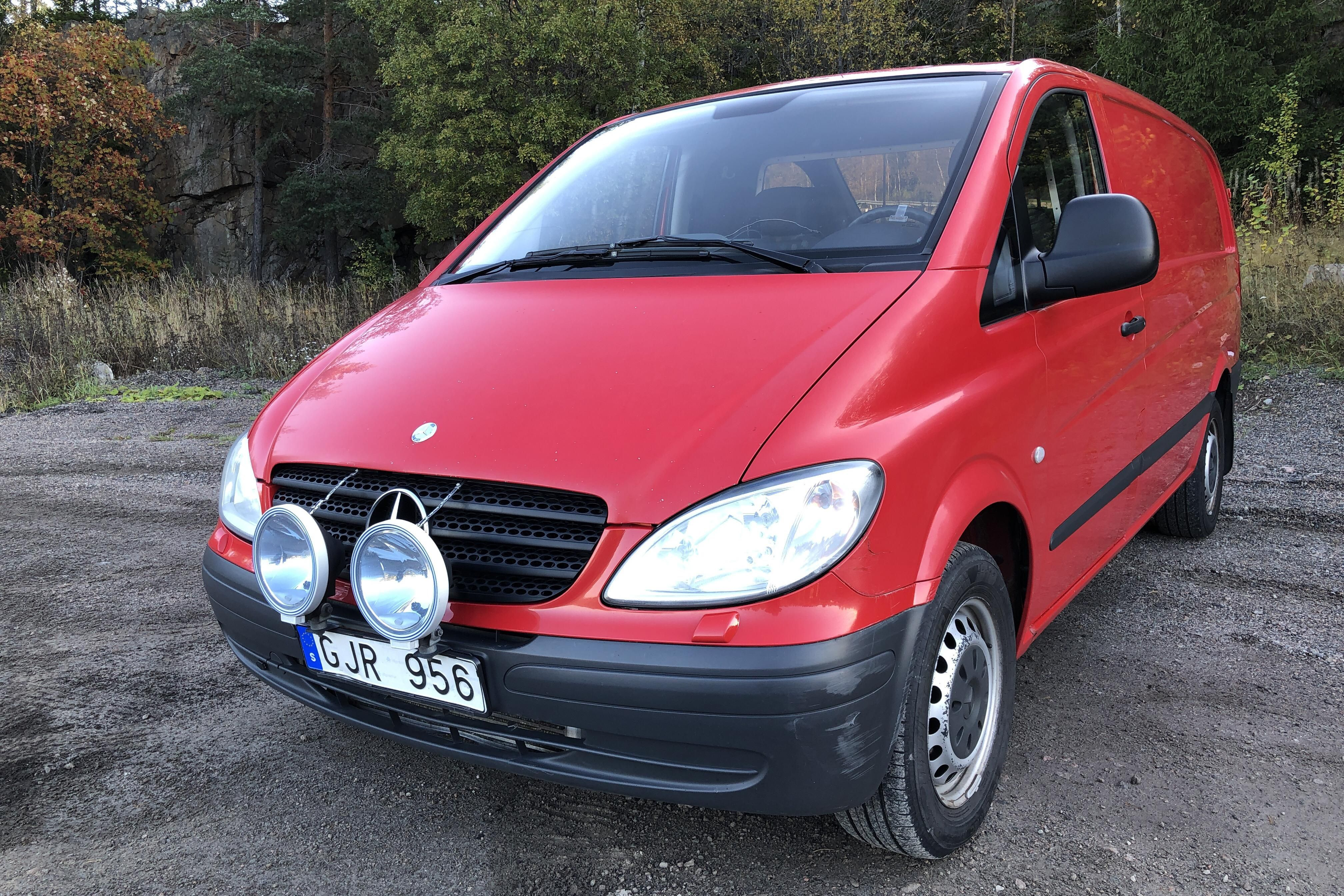 Mercedes Vito 115 CDI Skåp W638 (150hk)