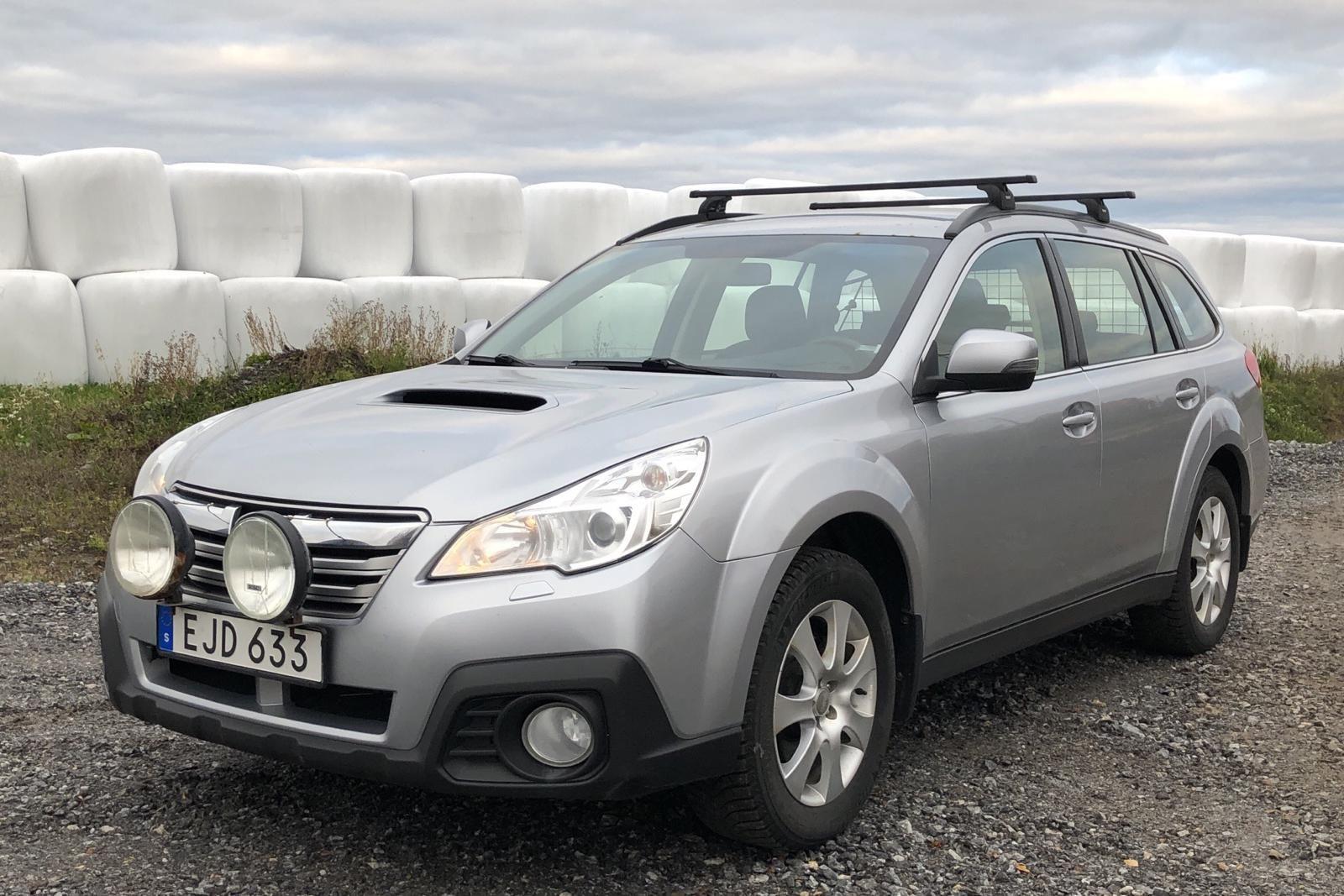Subaru Outback 2.0D (150hk)