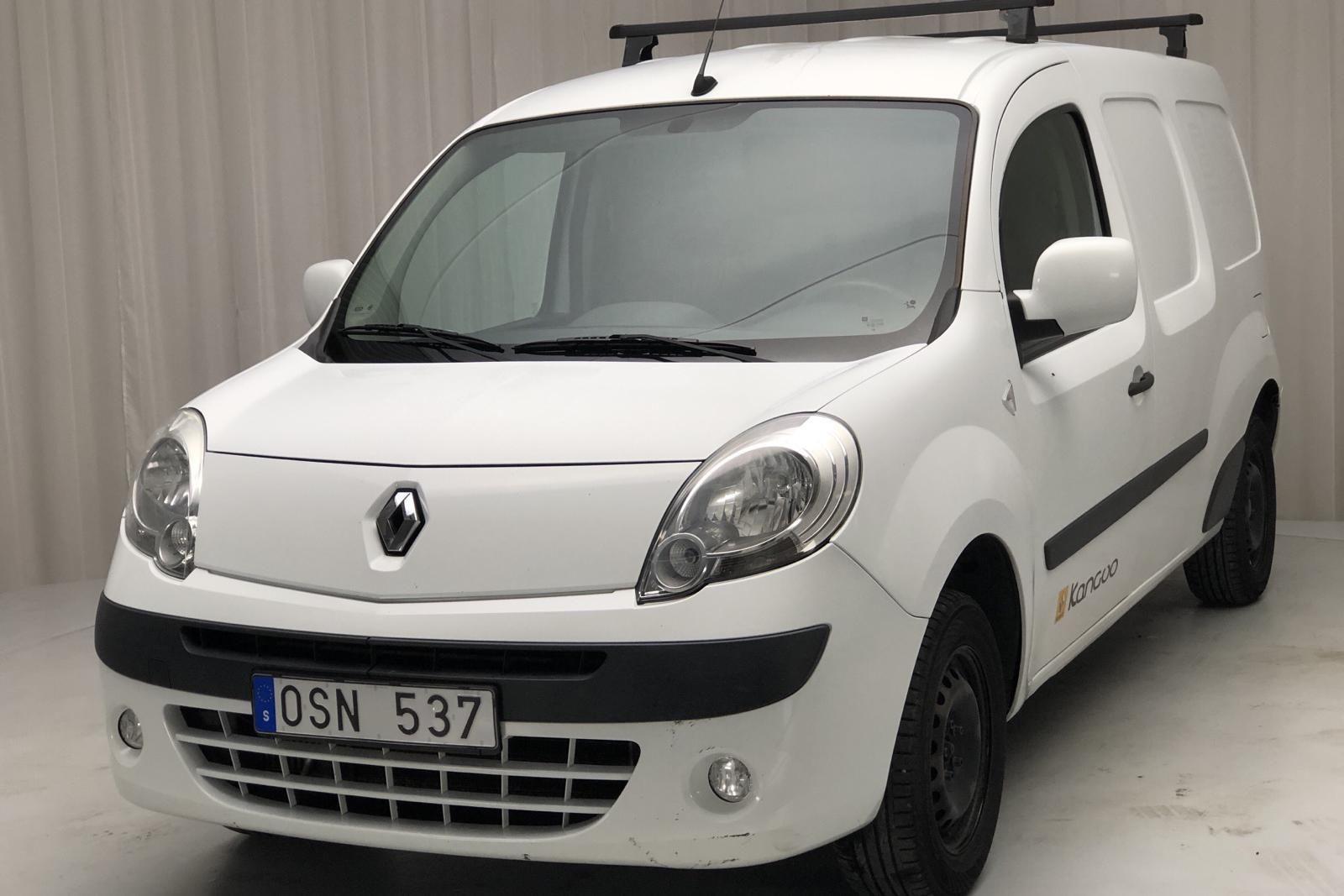 Renault Kangoo Express II 1.5 Maxi dCi FAP Skåp (110hk)