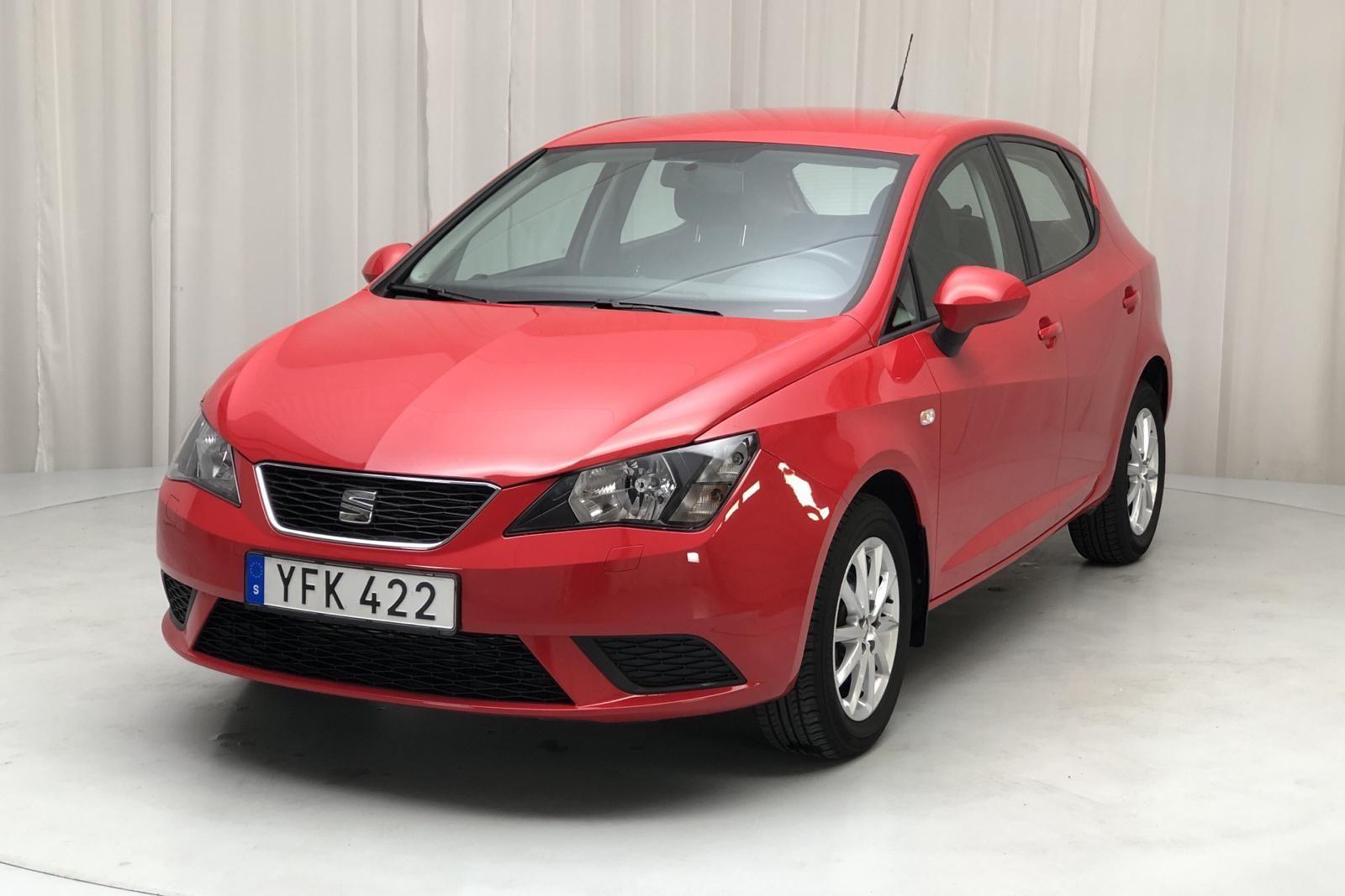 Seat Ibiza 1.2 TSI 5dr (90hk)