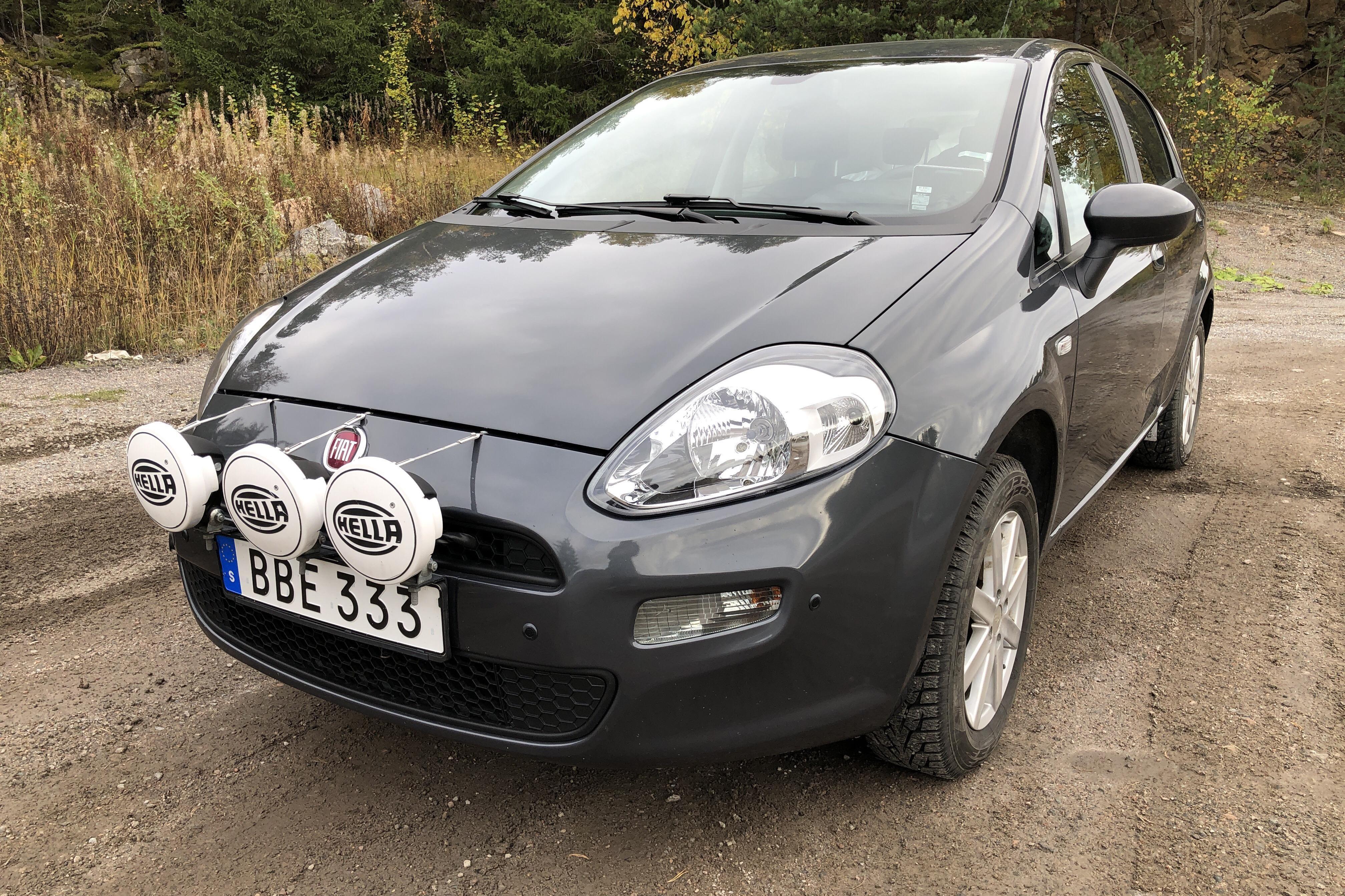 Fiat Punto 1.4 natürlicher Power 5dr (70hk)