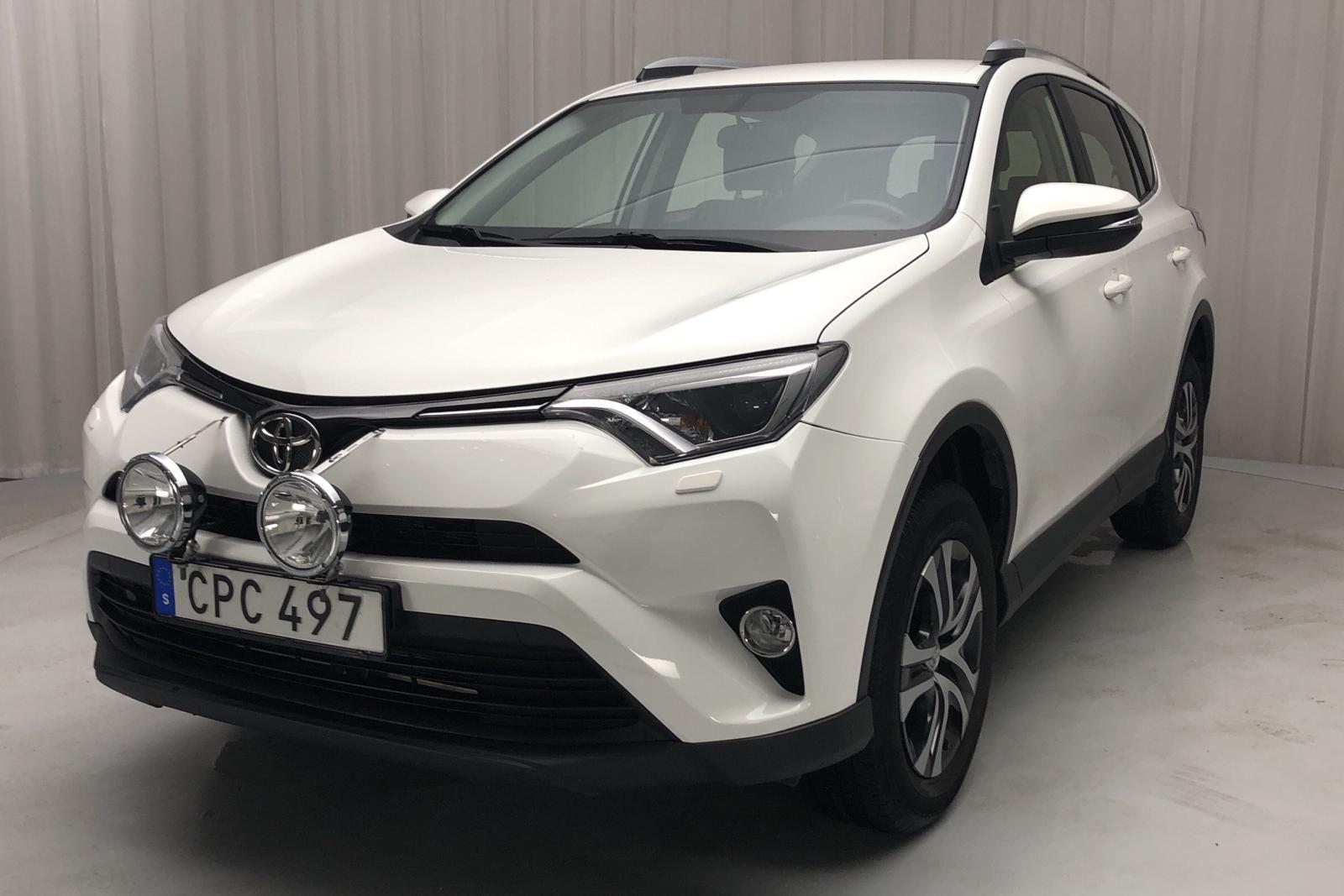 Toyota RAV4 2.0 VVT-i (151hk)