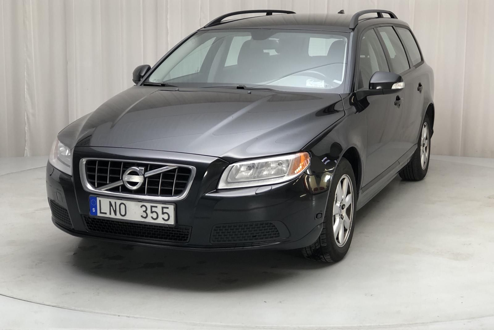 Volvo V70 II D3 (163hk)