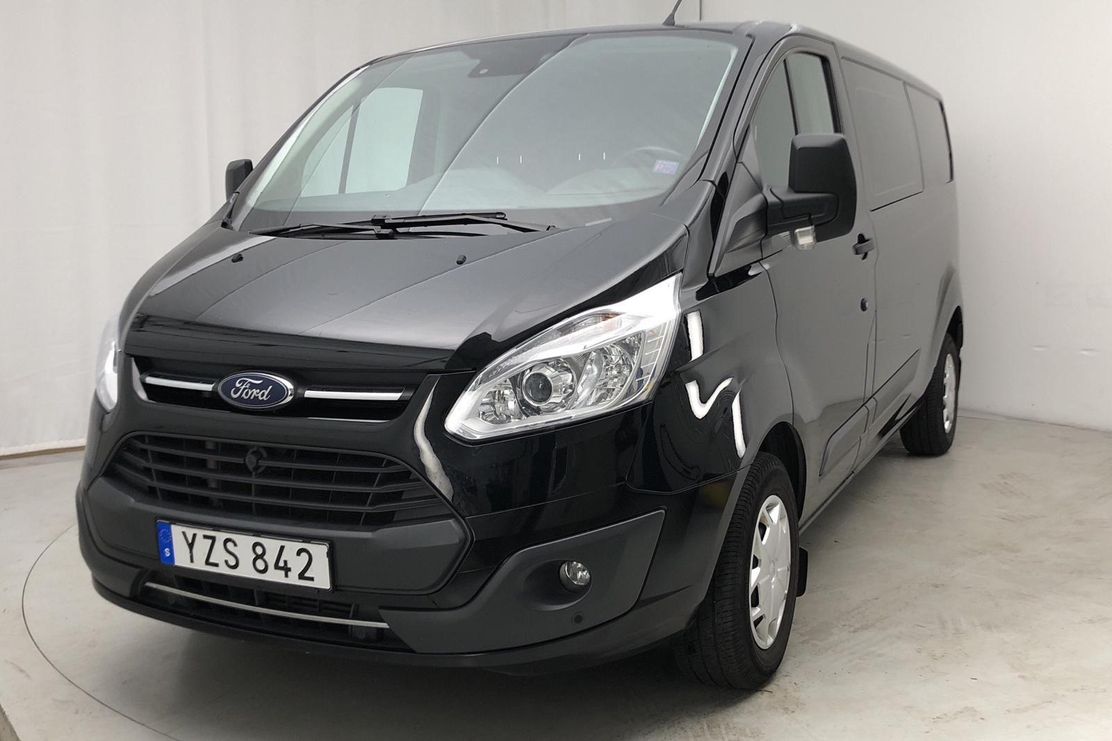 Ford Transit Custom 310 (130hk)