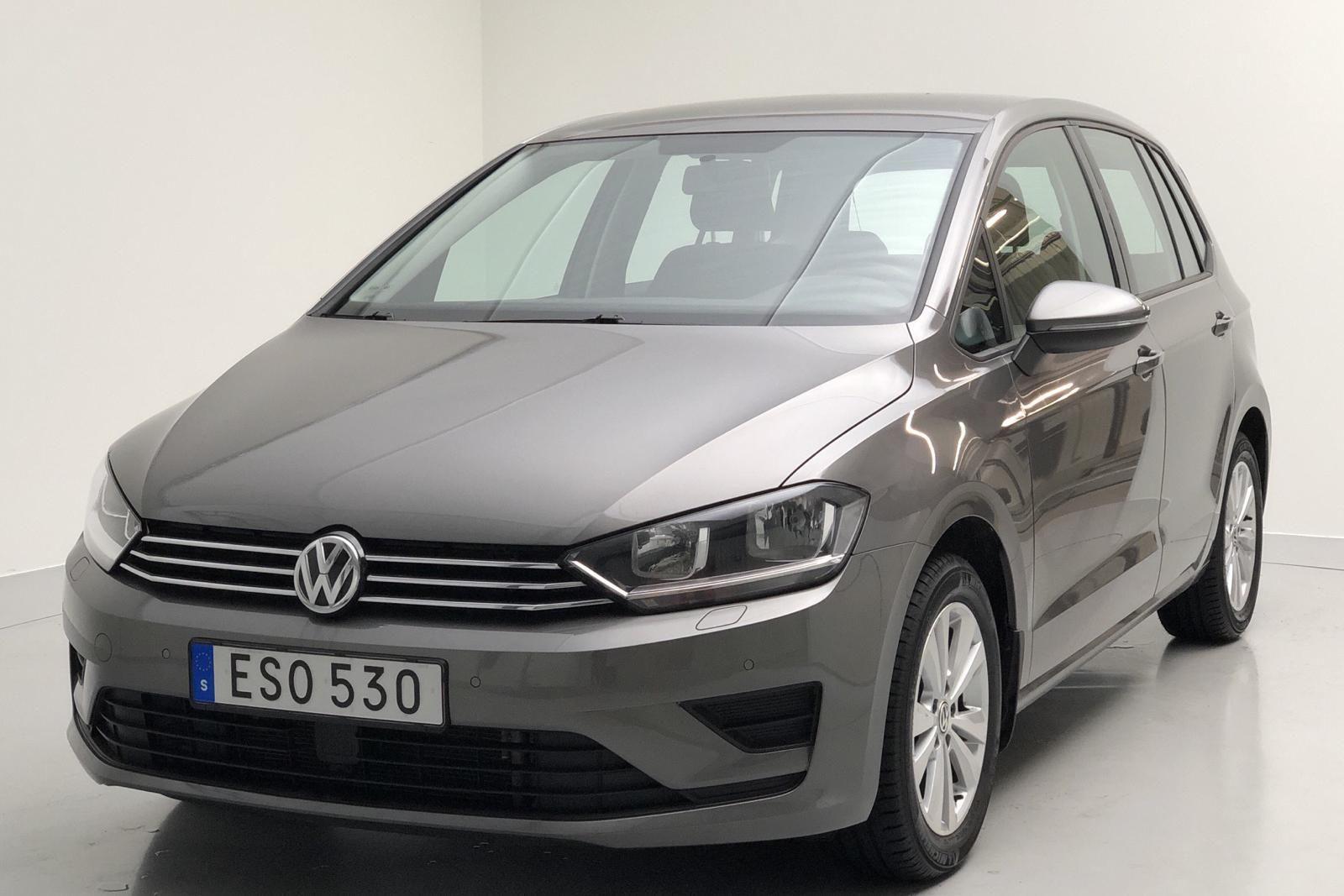 VW Golf VII 1.6 TDI BlueMotion Technologie Sportsvan (110hk)