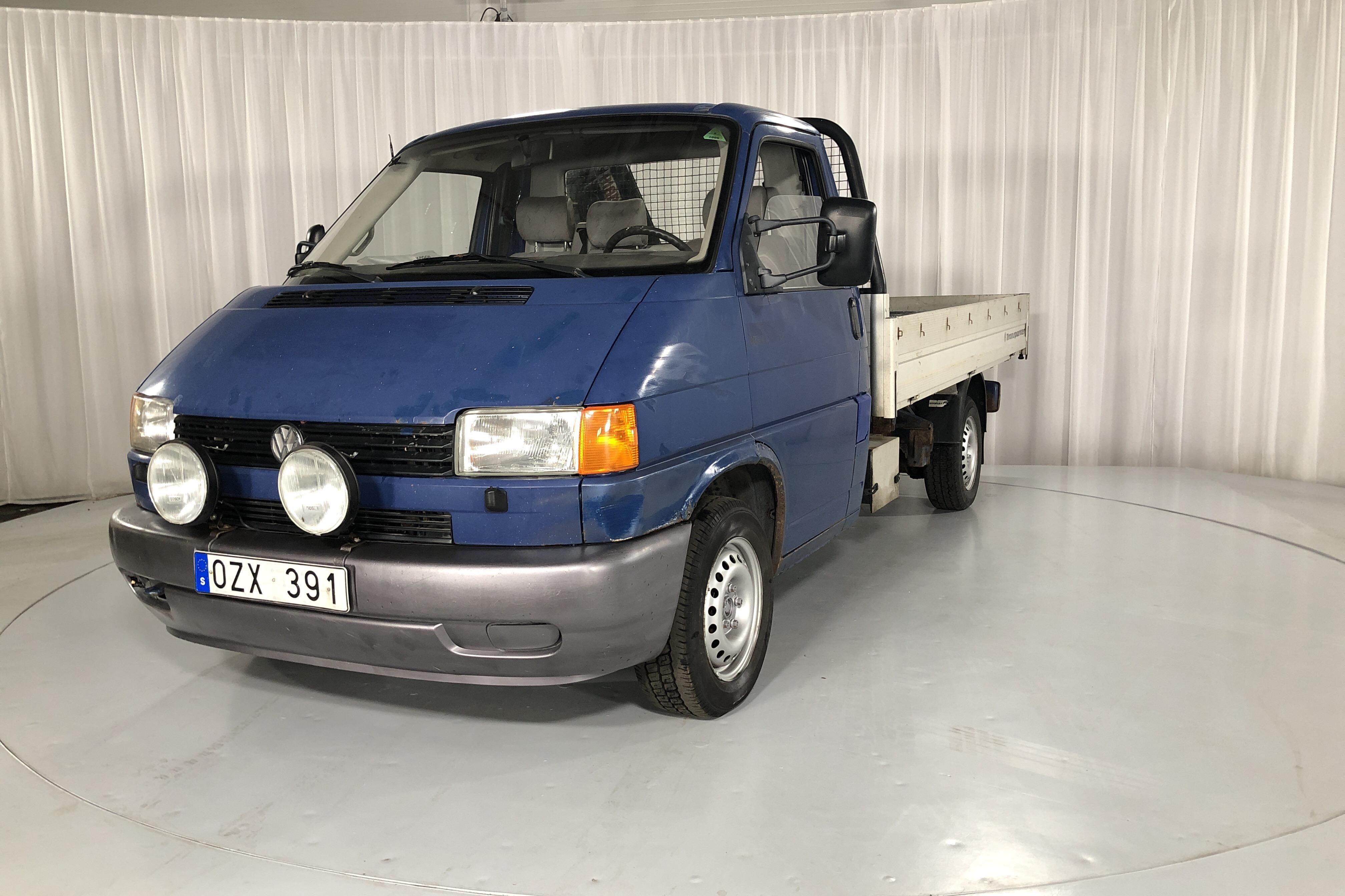 Transporter VW T4 Pickup 2.5 (115hk)