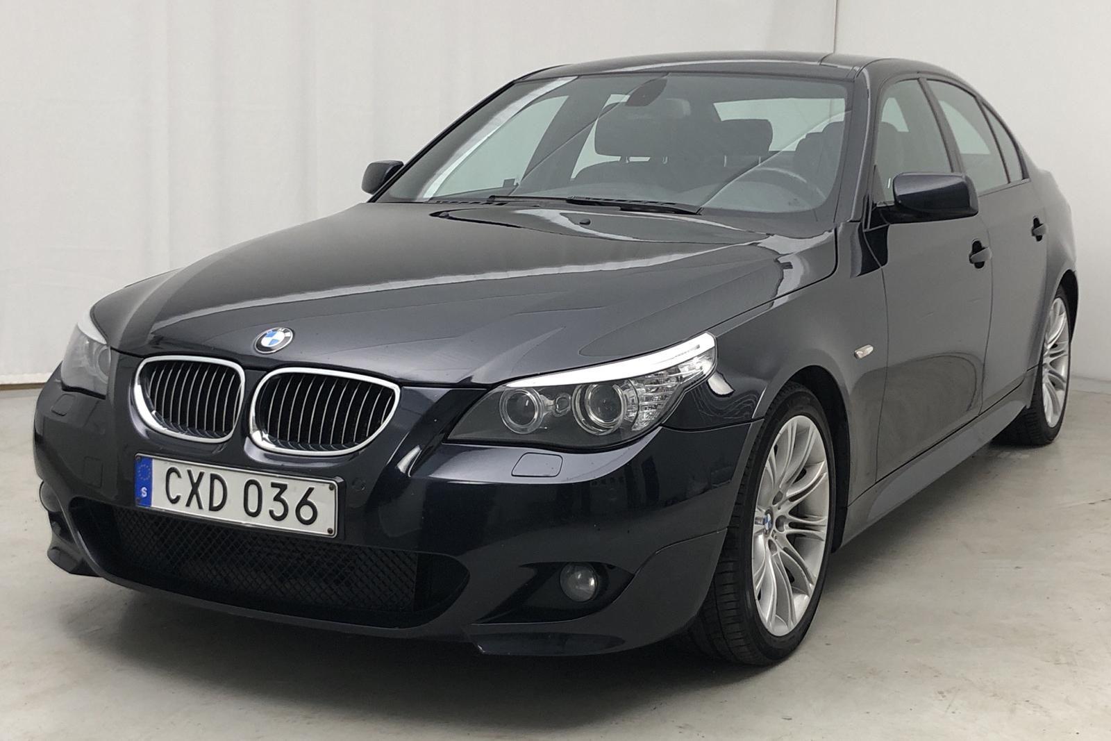 BMW 525d Limousine, E60 (197 Std.)