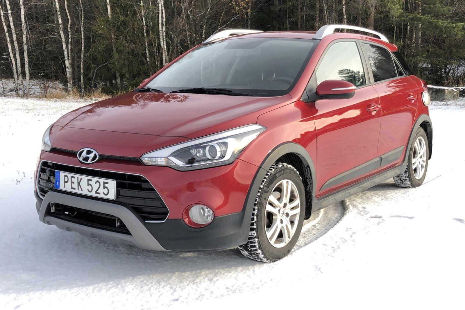 Hyundai i20 1.4 (100hk)