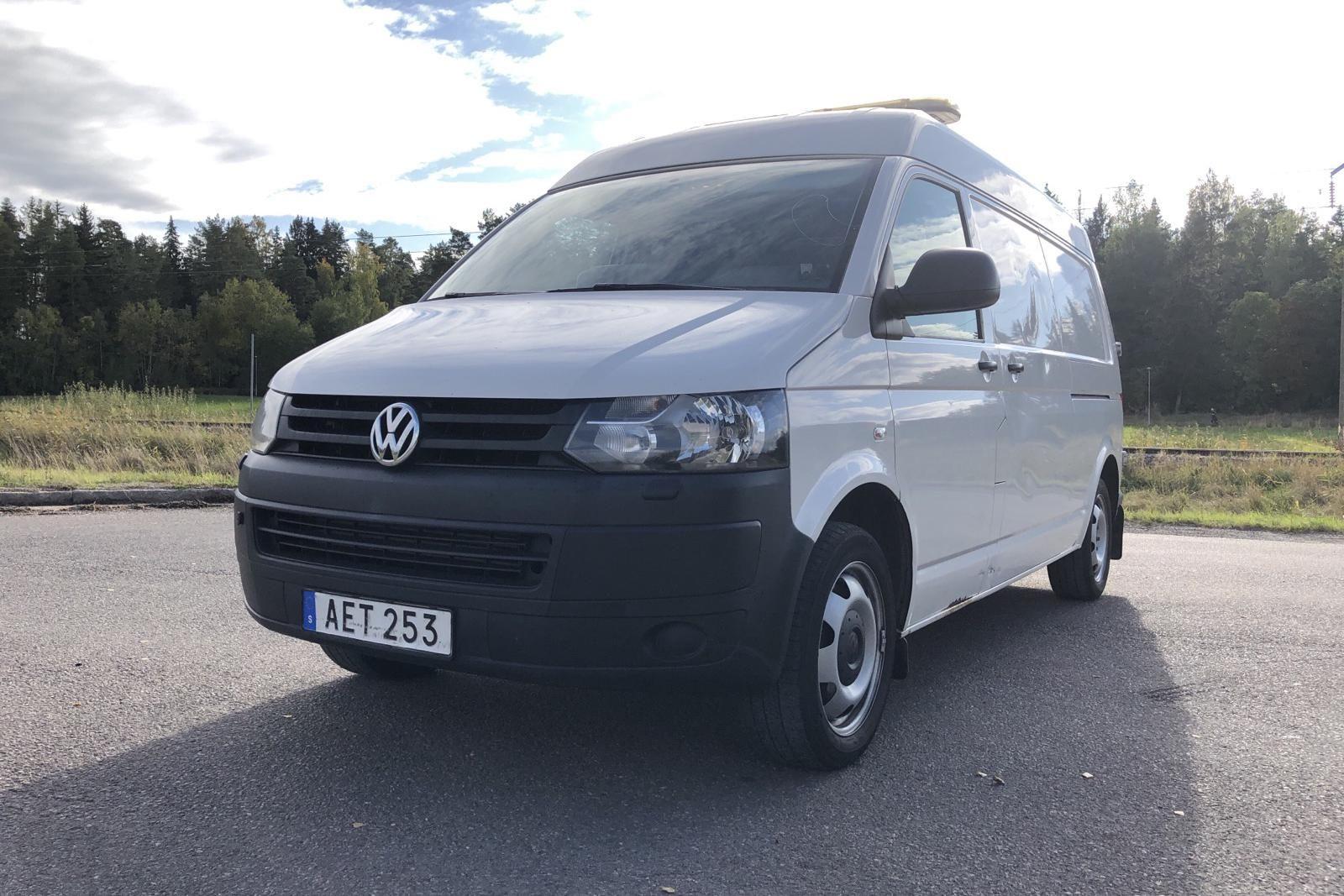 Transporter VW T5 2.0 TDI 4MOTION (180HK)