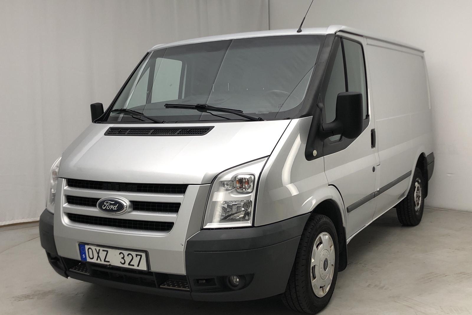 Ford Transit 260 2.2 TDCi Skåp (85hk)