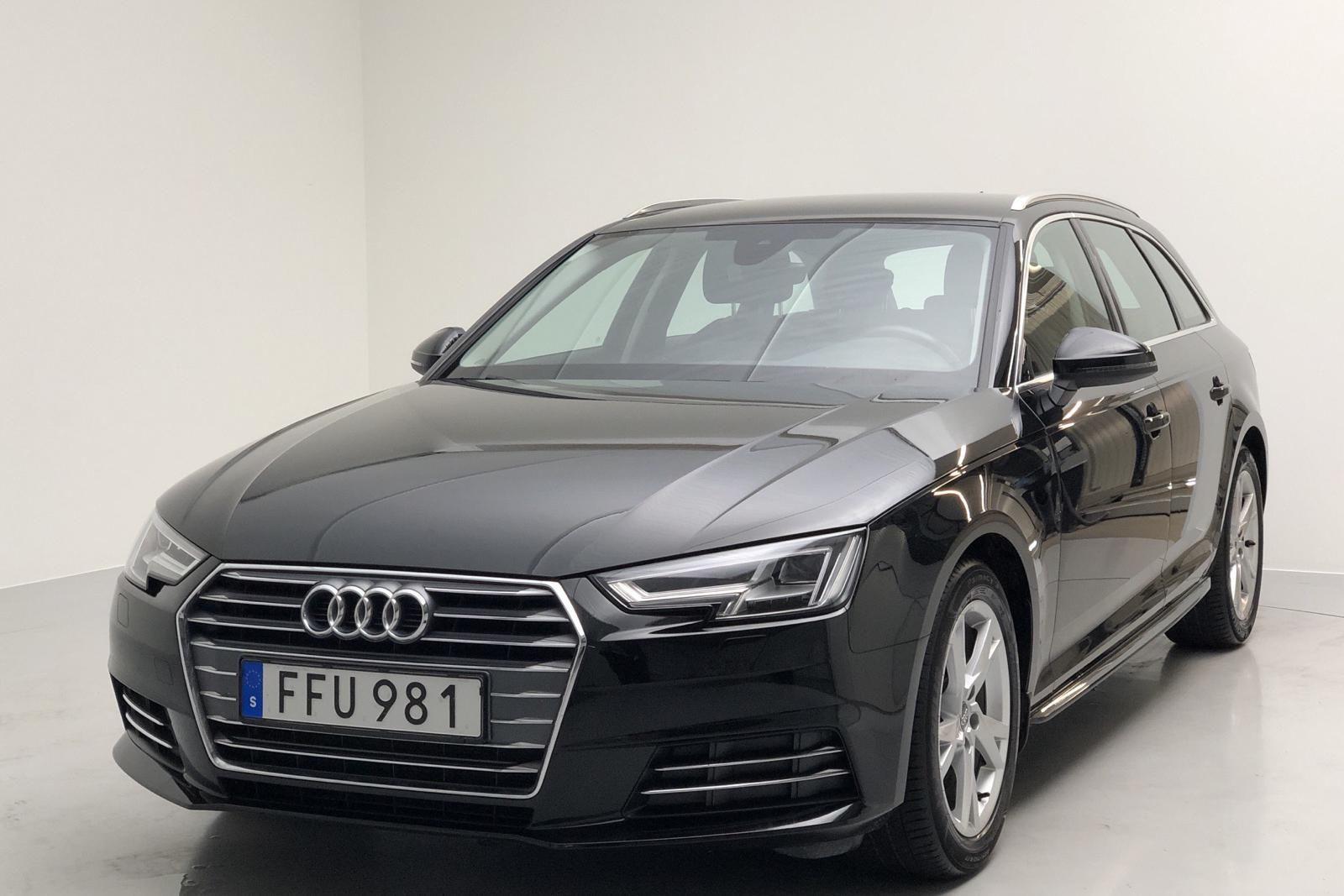Audi A4 2.0 TDI Avant (150hk)
