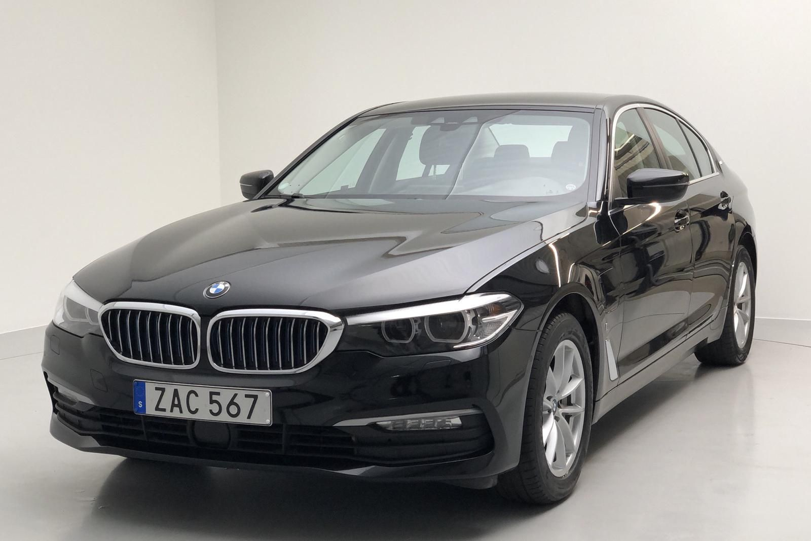 BMW 530e iPerformance Limousine G30 (252hk)