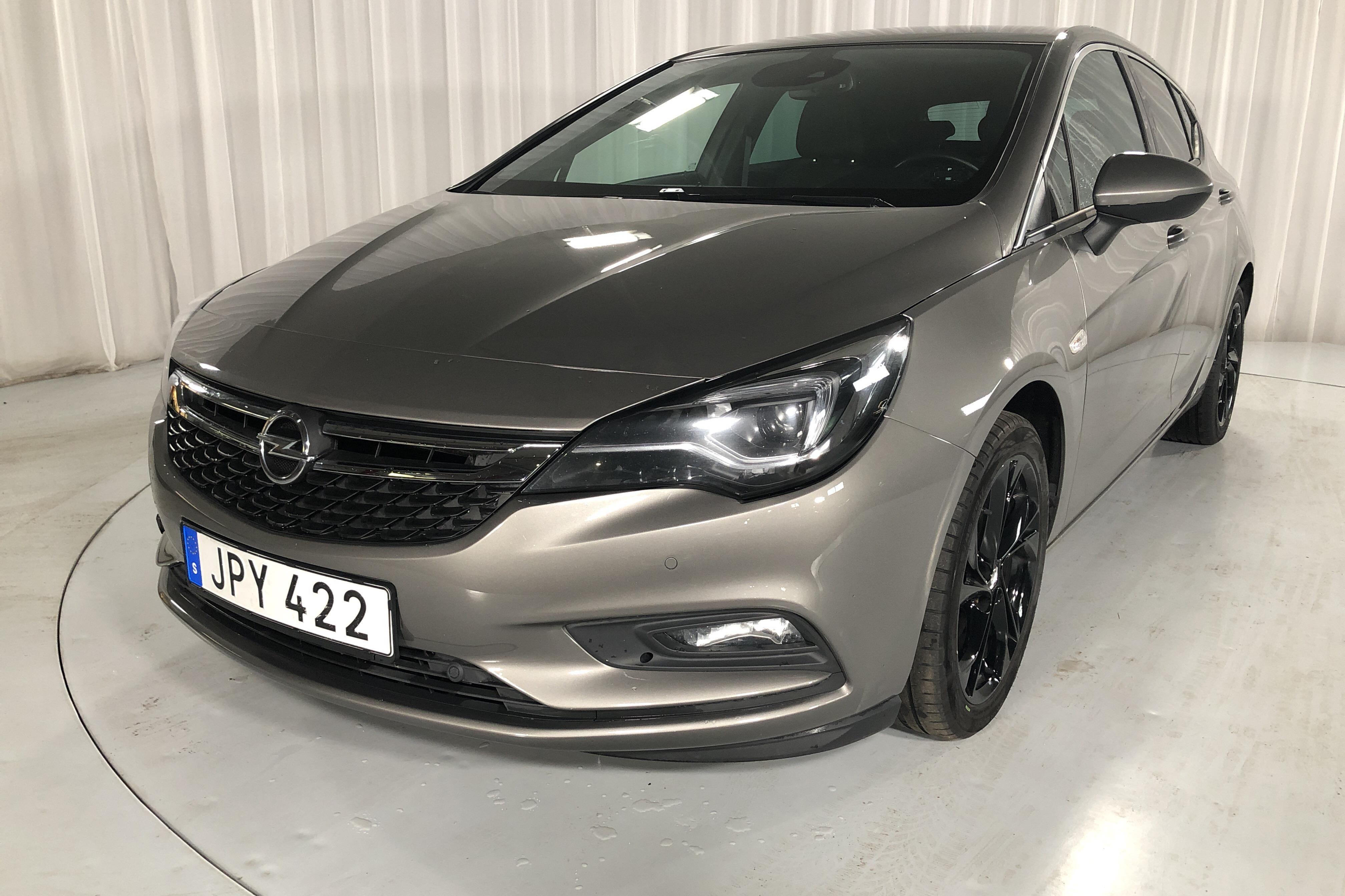Opel Astra 1.6 BiTurbo ECOTEC 5dr (160hk)