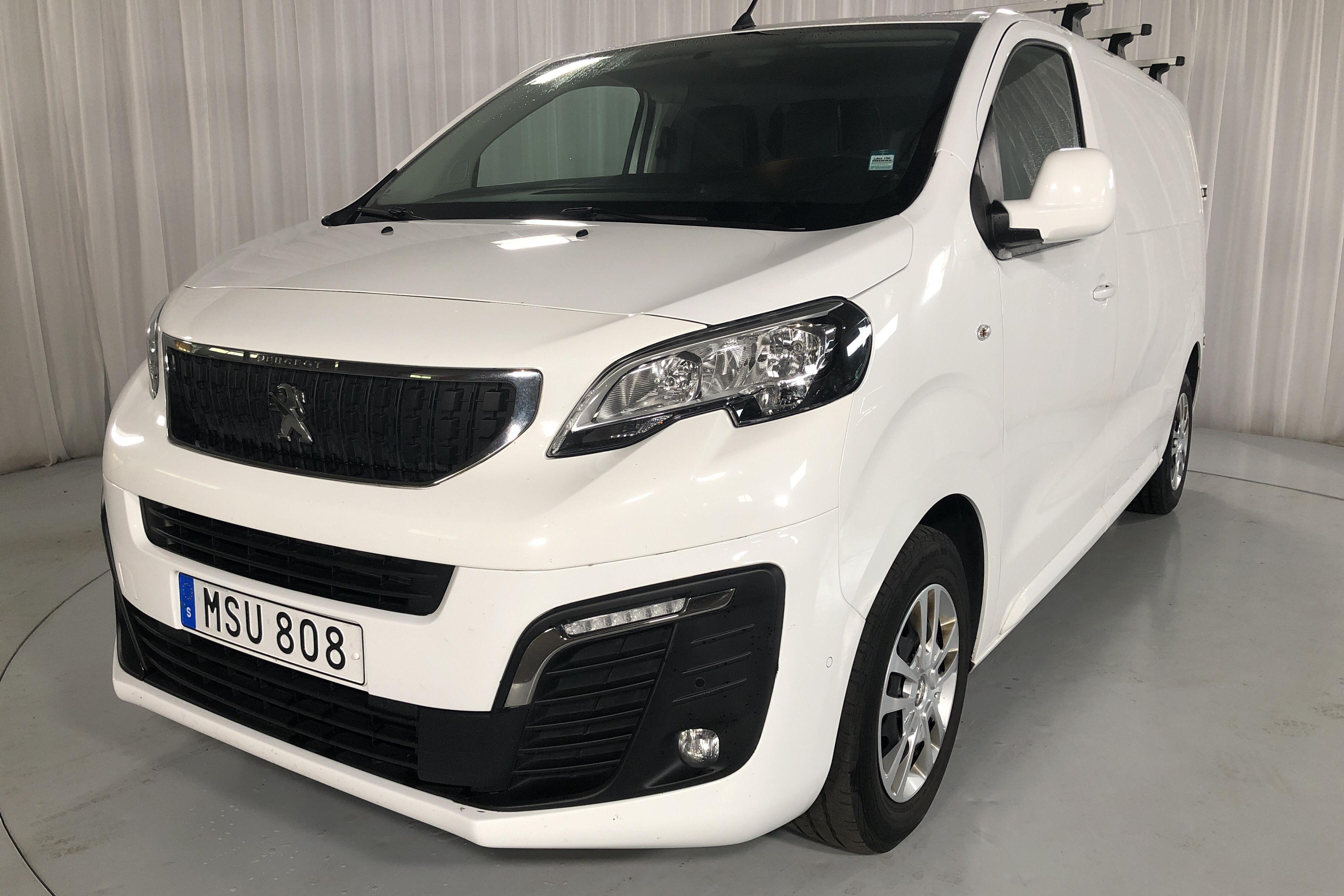Peugeot Expert BlueHDi Skåp (120hk)
