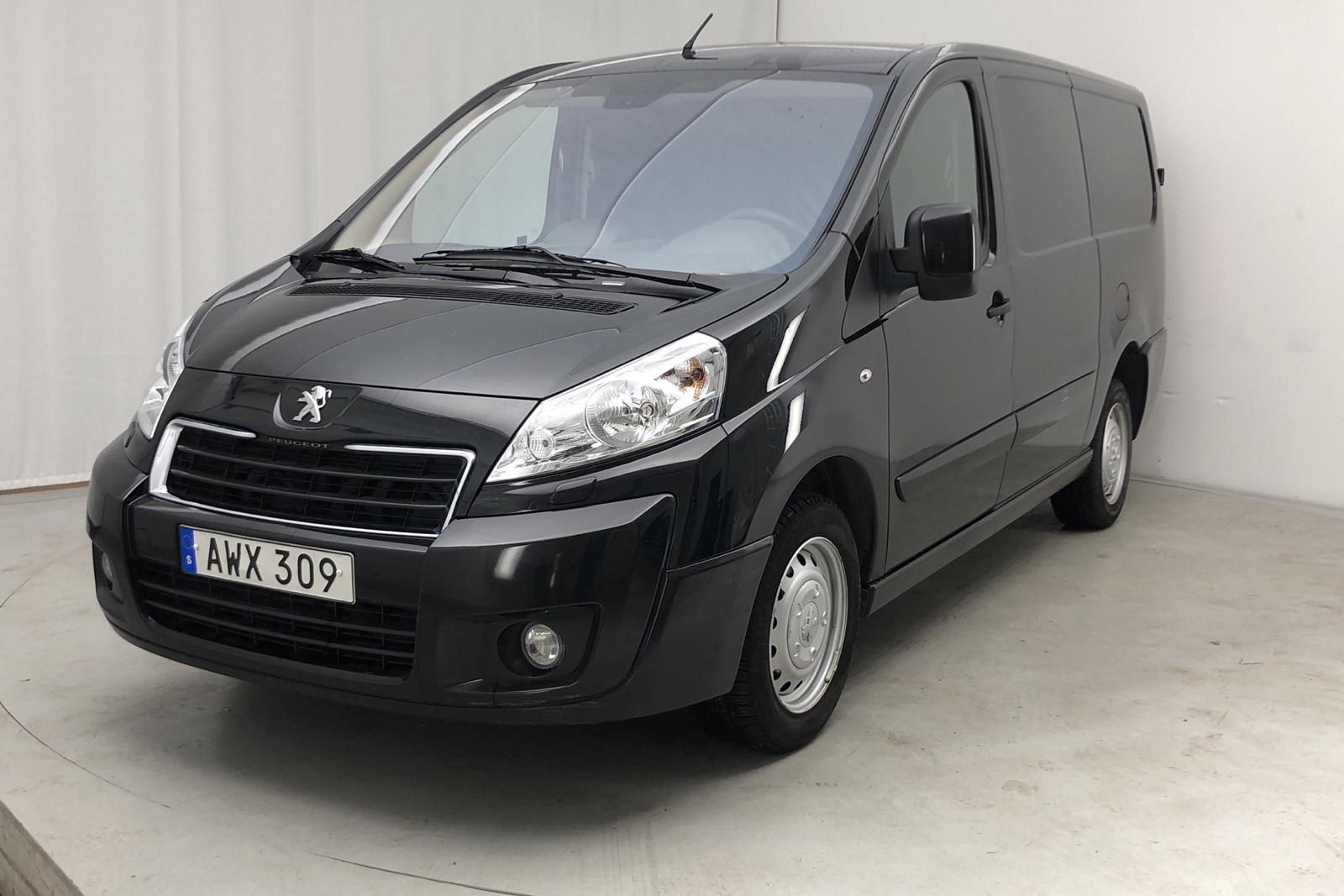 Peugeot Expert 2.0 HDI Skåp (163hk)