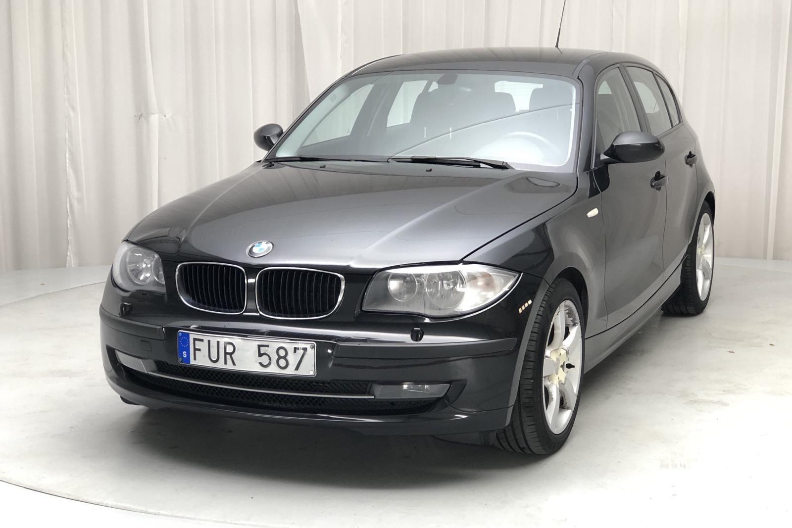 BMW 118d 5dr, E87 (143hk)