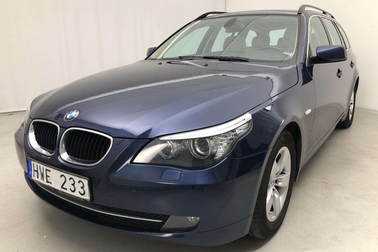 BMW 520i Touring, E61 (170 Stunden)