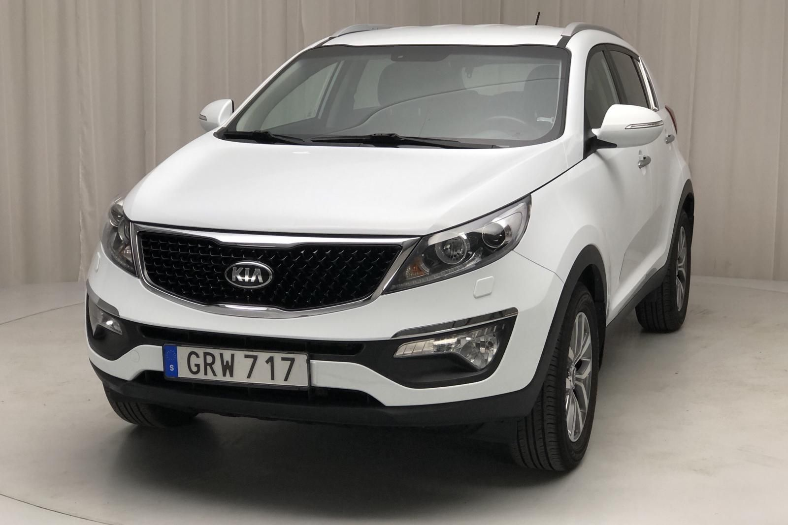 KIA Sportage 1.6 2WD (136hk)