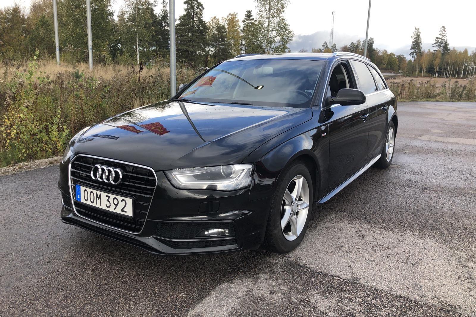 Audi A4 2.0 TDI sauberer Diesel Avant quattro (190hk)