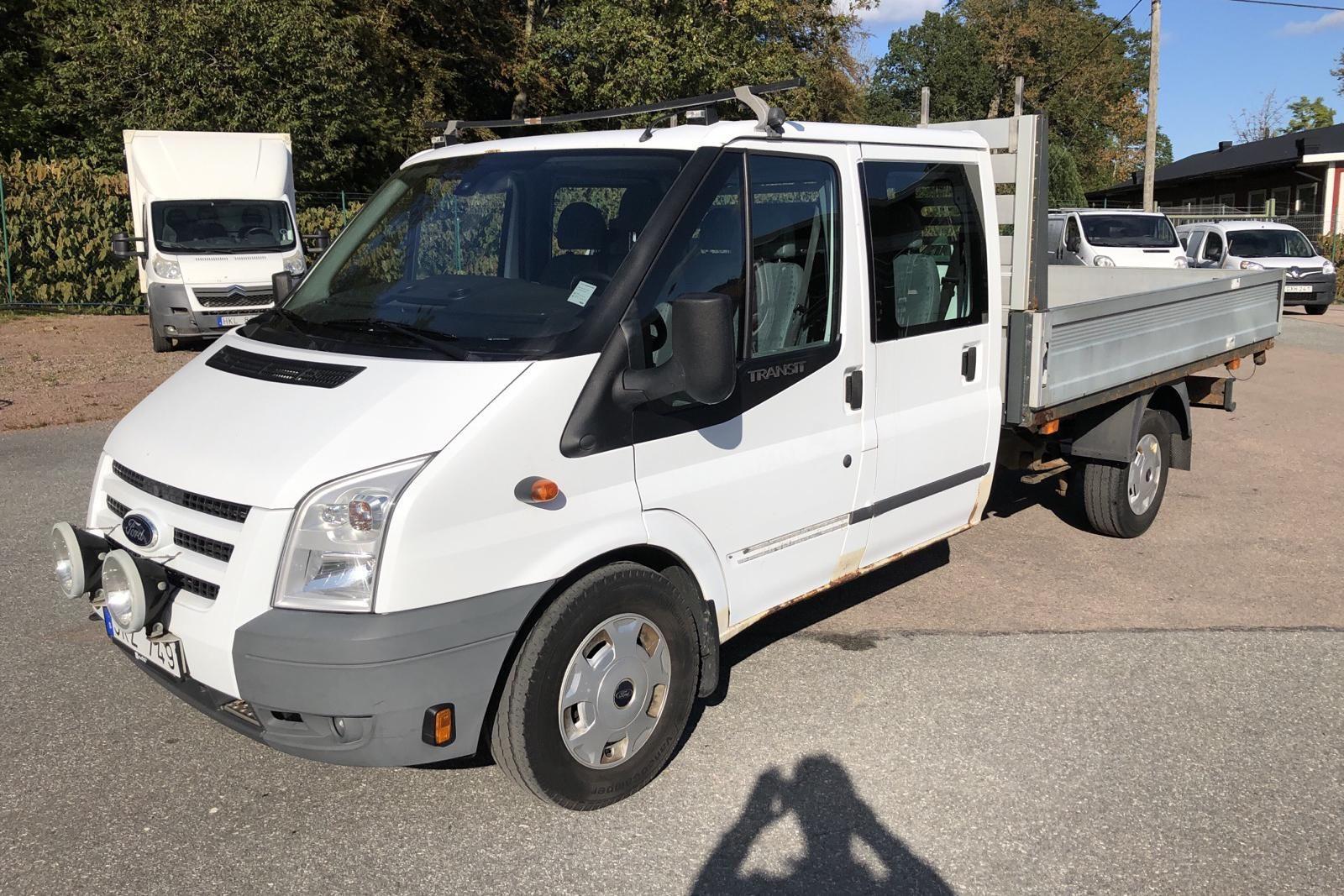 Ford Transit 350 2.4 TDCi Abholung (140hk)