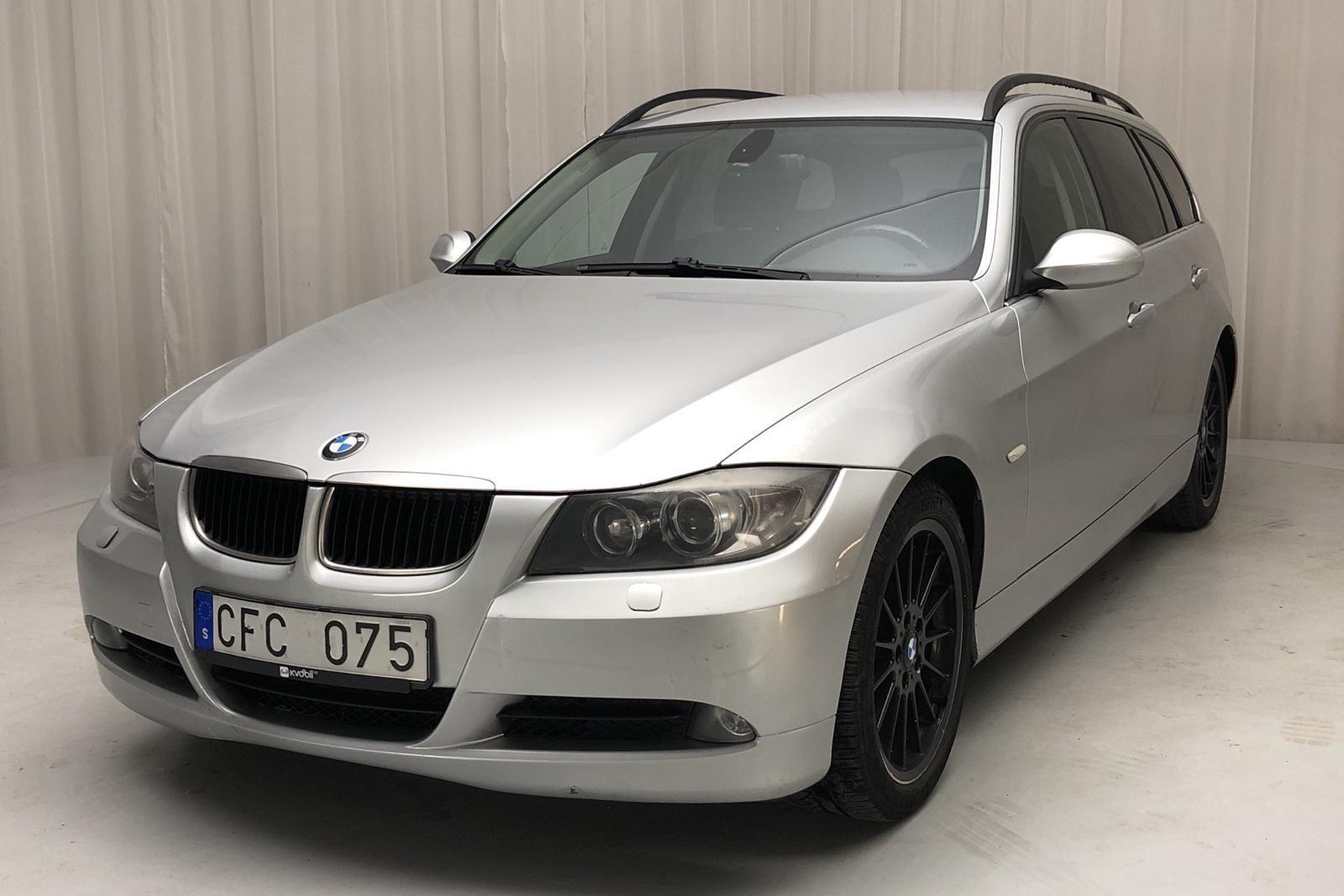 BMW 330d Touring, E91 (231hk)