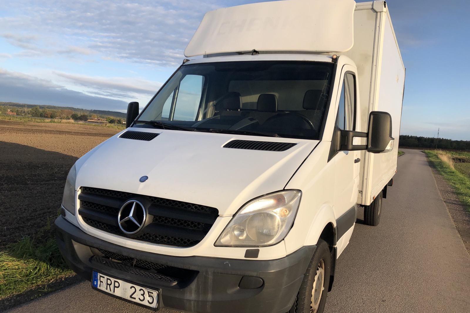 Mercedes Sprinter 315 CDI Volymskåp (150hk)