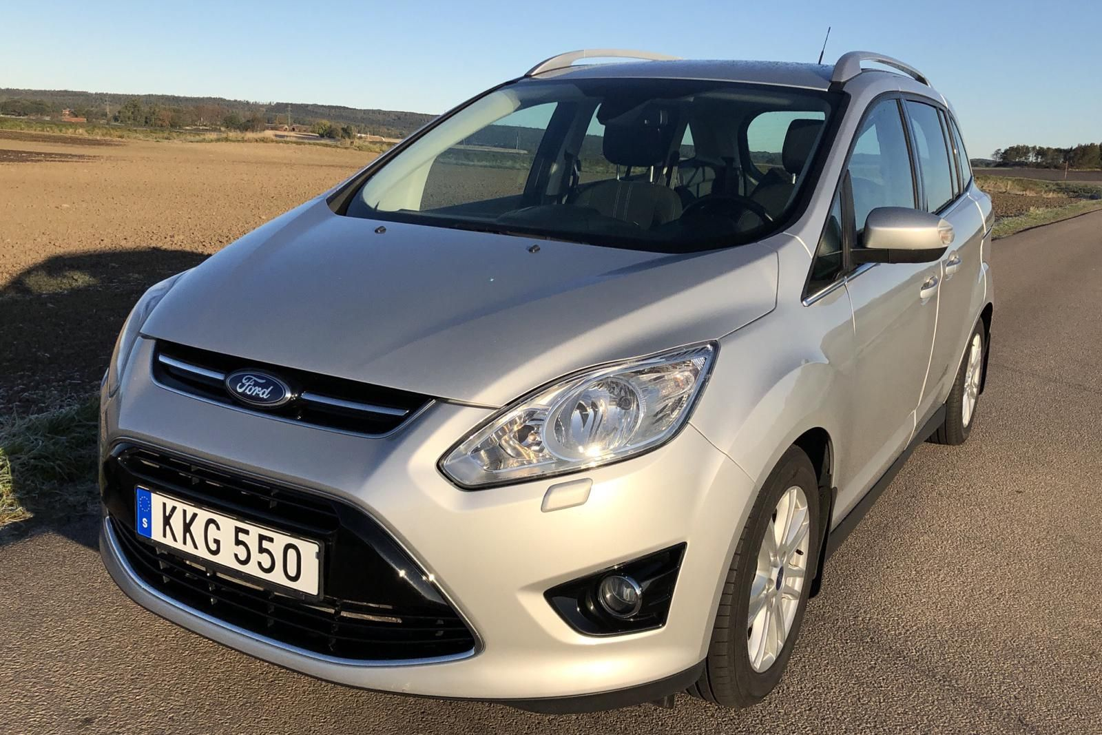Ford Grand C-MAX 2.0 TDCi (115 PS)