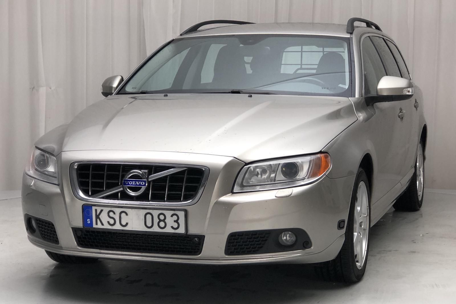 Volvo V70 II 2.5 FT (231hk)