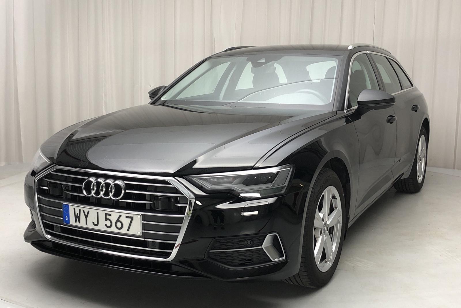 Audi A6 Avant 40 TDI (204 PS)
